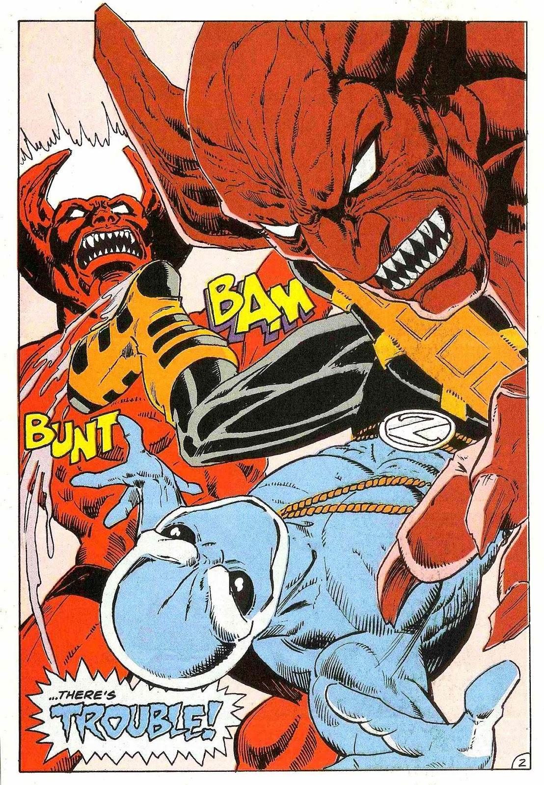 Read online Zen Intergalactic Ninja (1992) comic -  Issue #2 - 4
