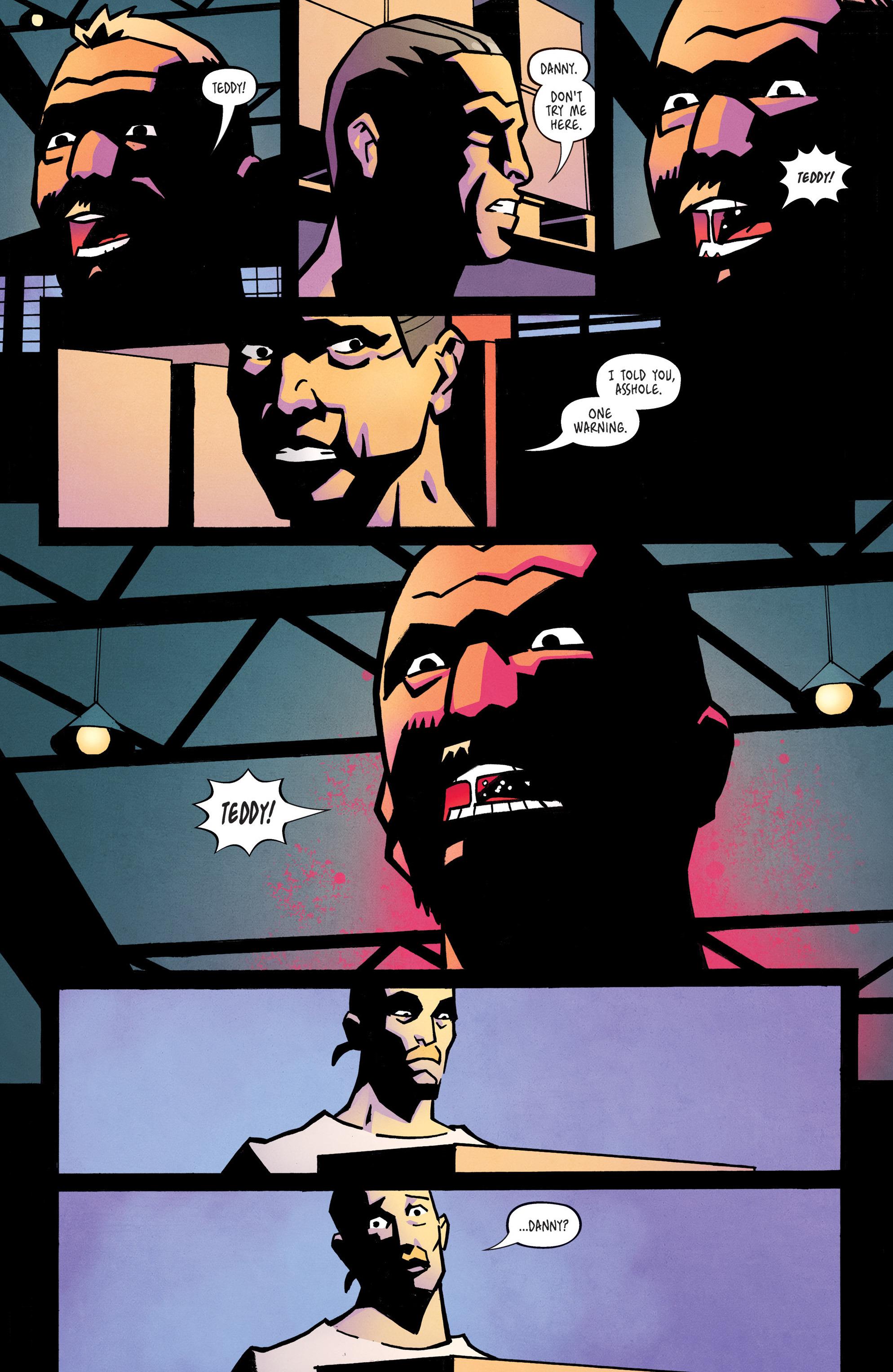 Read online Ringside comic -  Issue #10 - 13