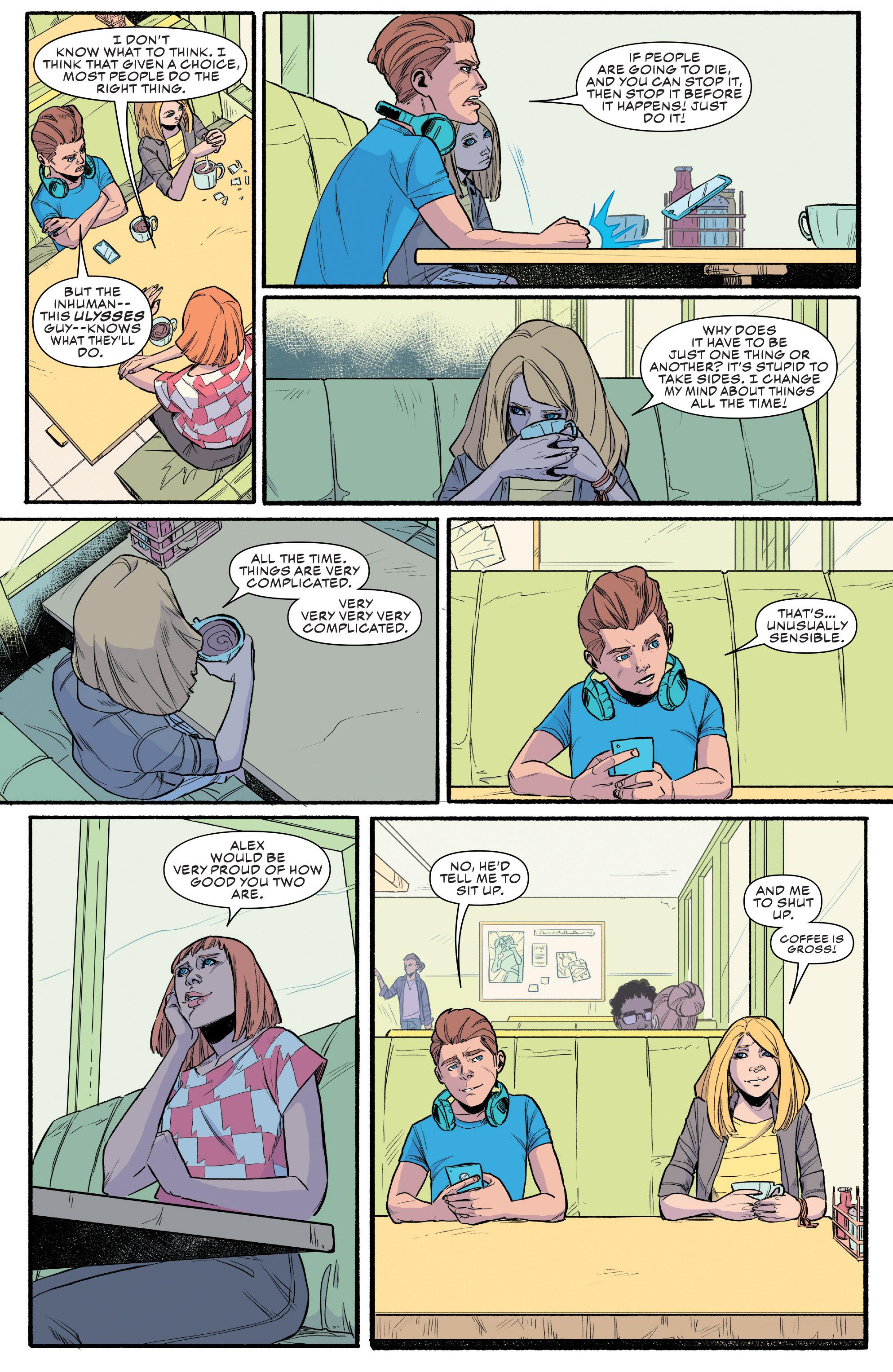 Read online Civil War II: Choosing Sides comic -  Issue #4 - 15