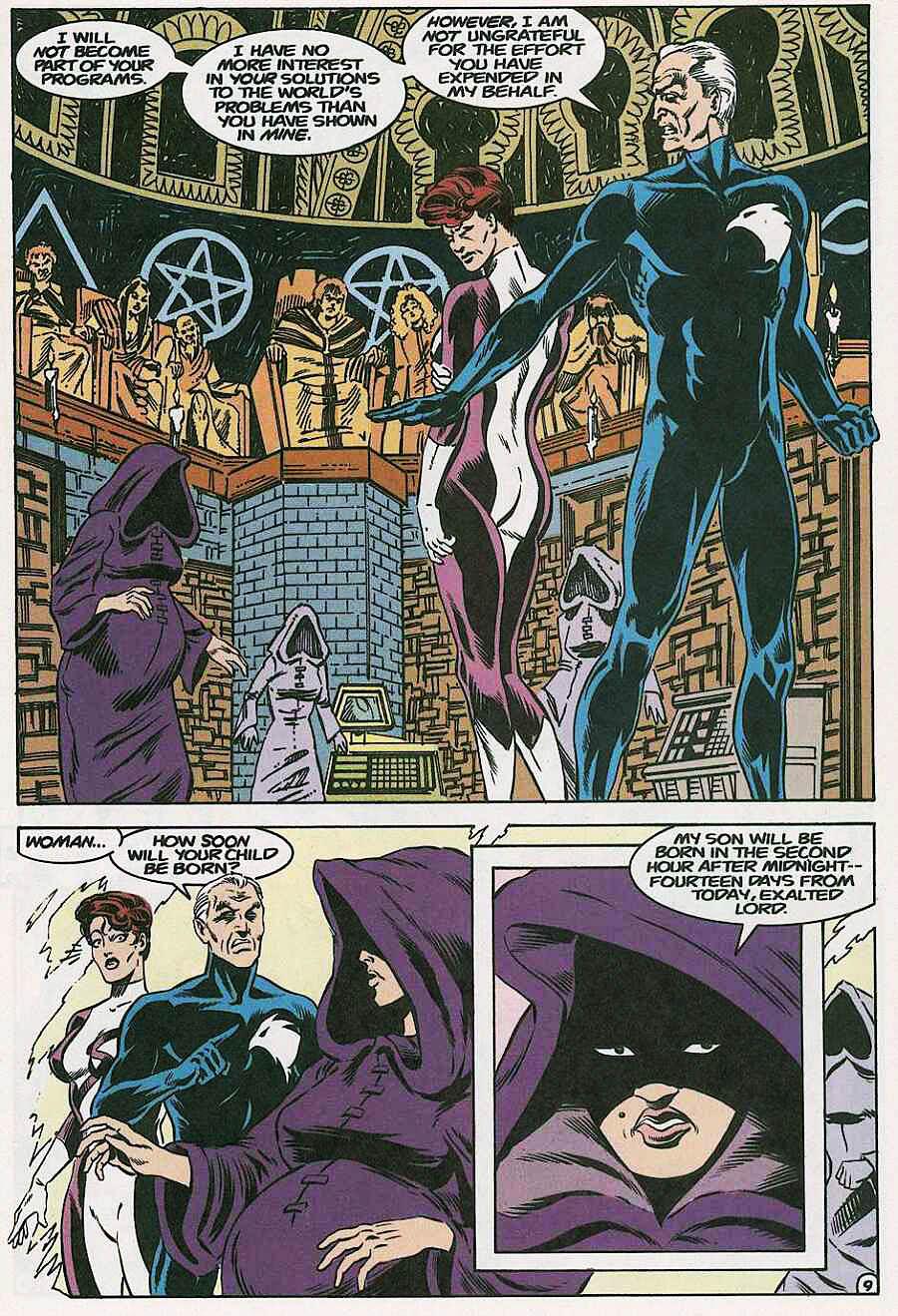 Elementals (1984) issue 18 - Page 11