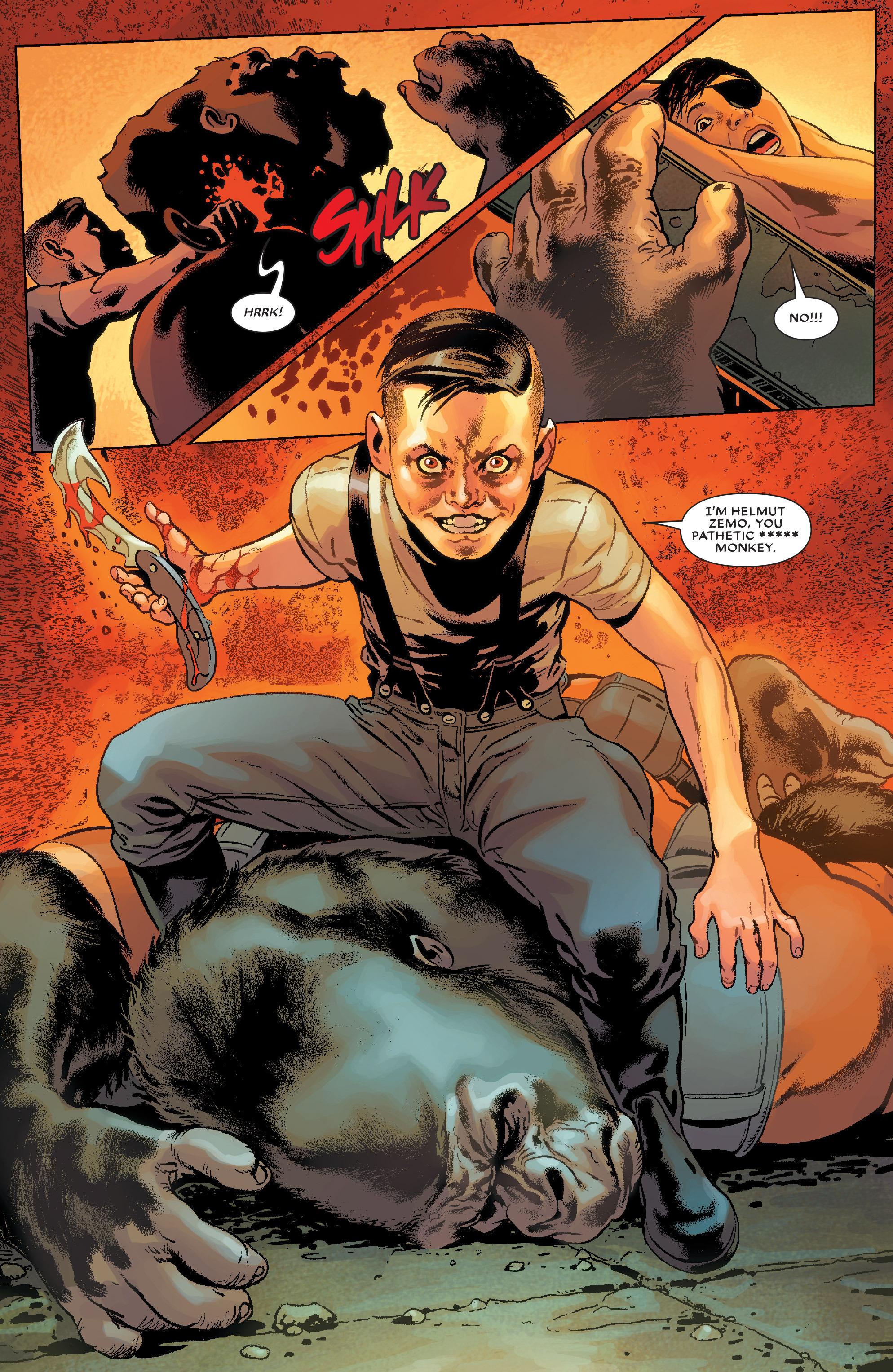 Read online Secret Wars: Agents of Atlas comic -  Issue # Full - 22