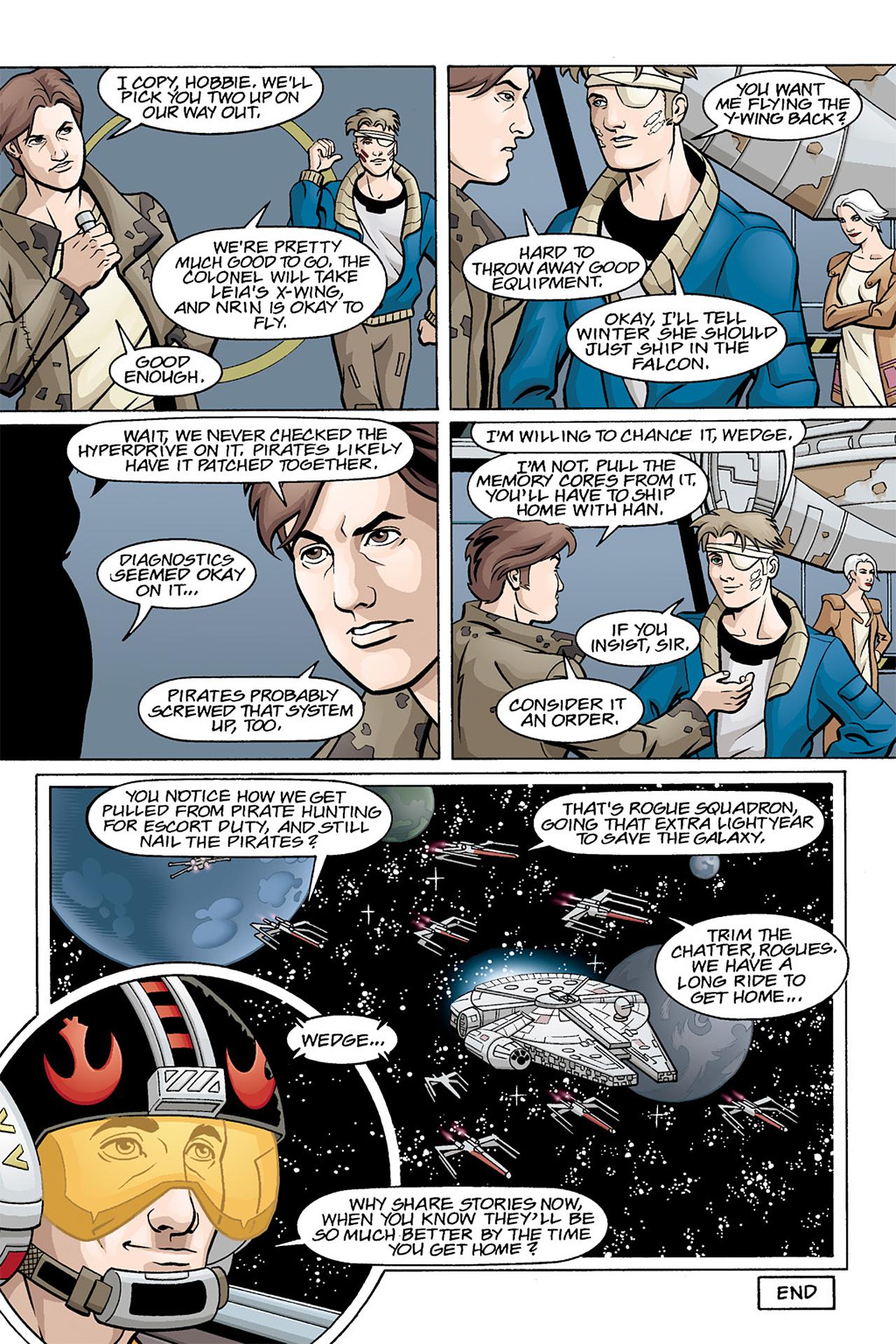 Read online Star Wars Omnibus comic -  Issue # Vol. 3 - 265