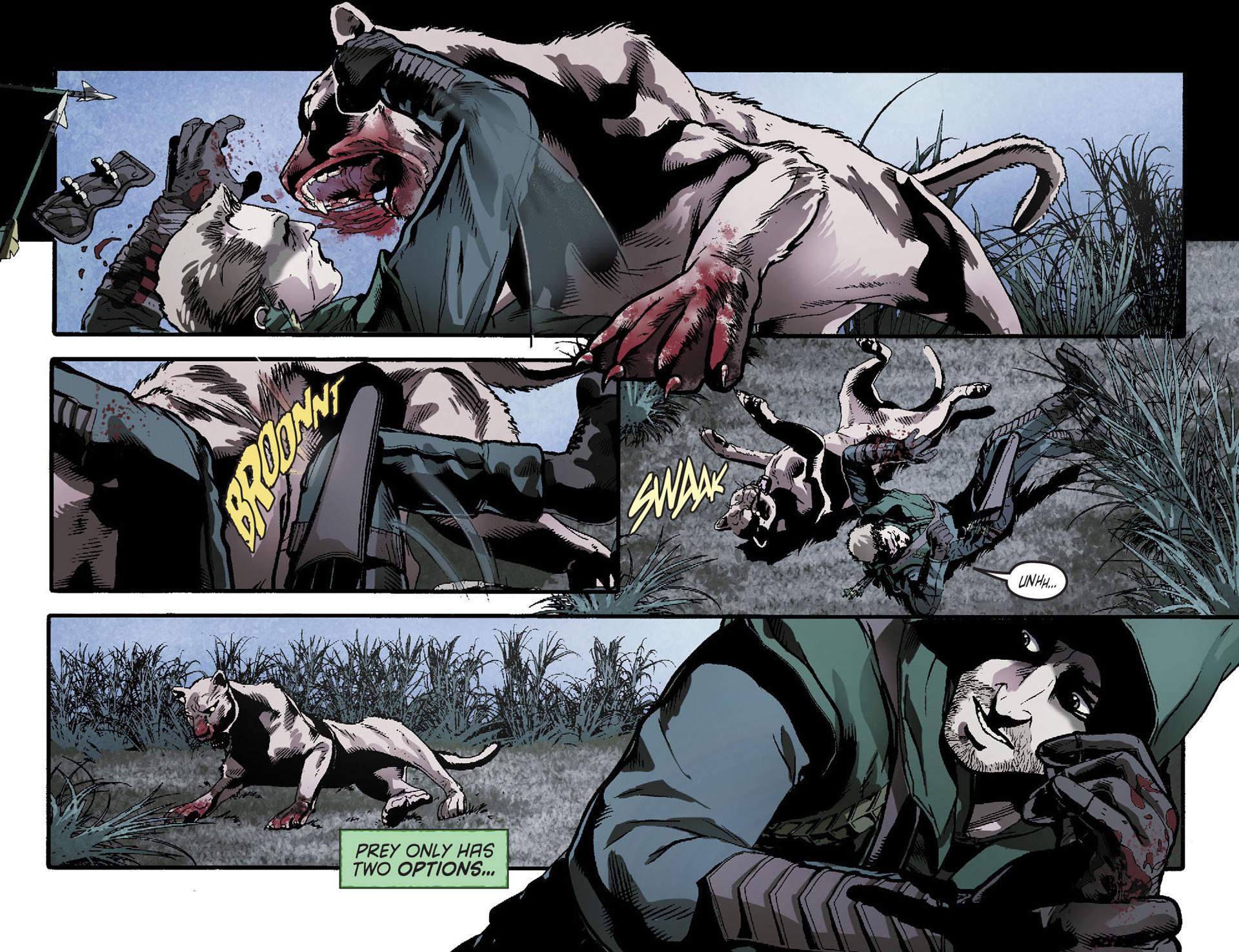 Read online Arrow [II] comic -  Issue #23 - 10