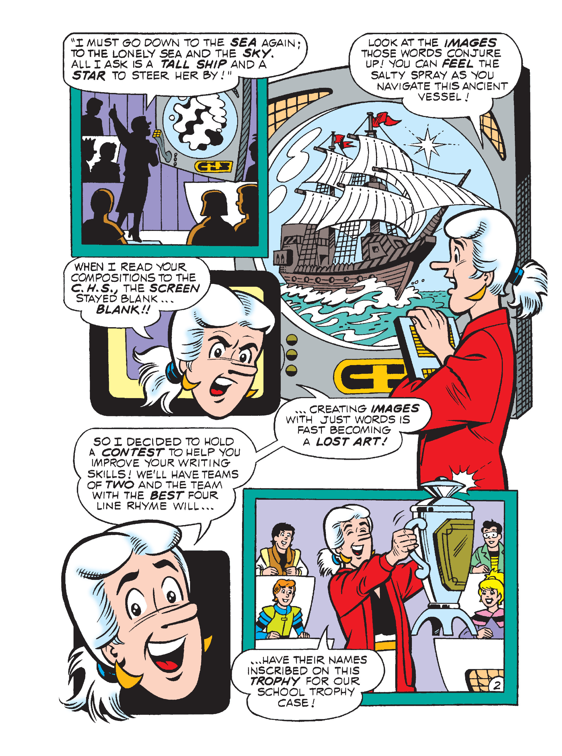 Read online World of Archie Double Digest comic -  Issue #64 - 133
