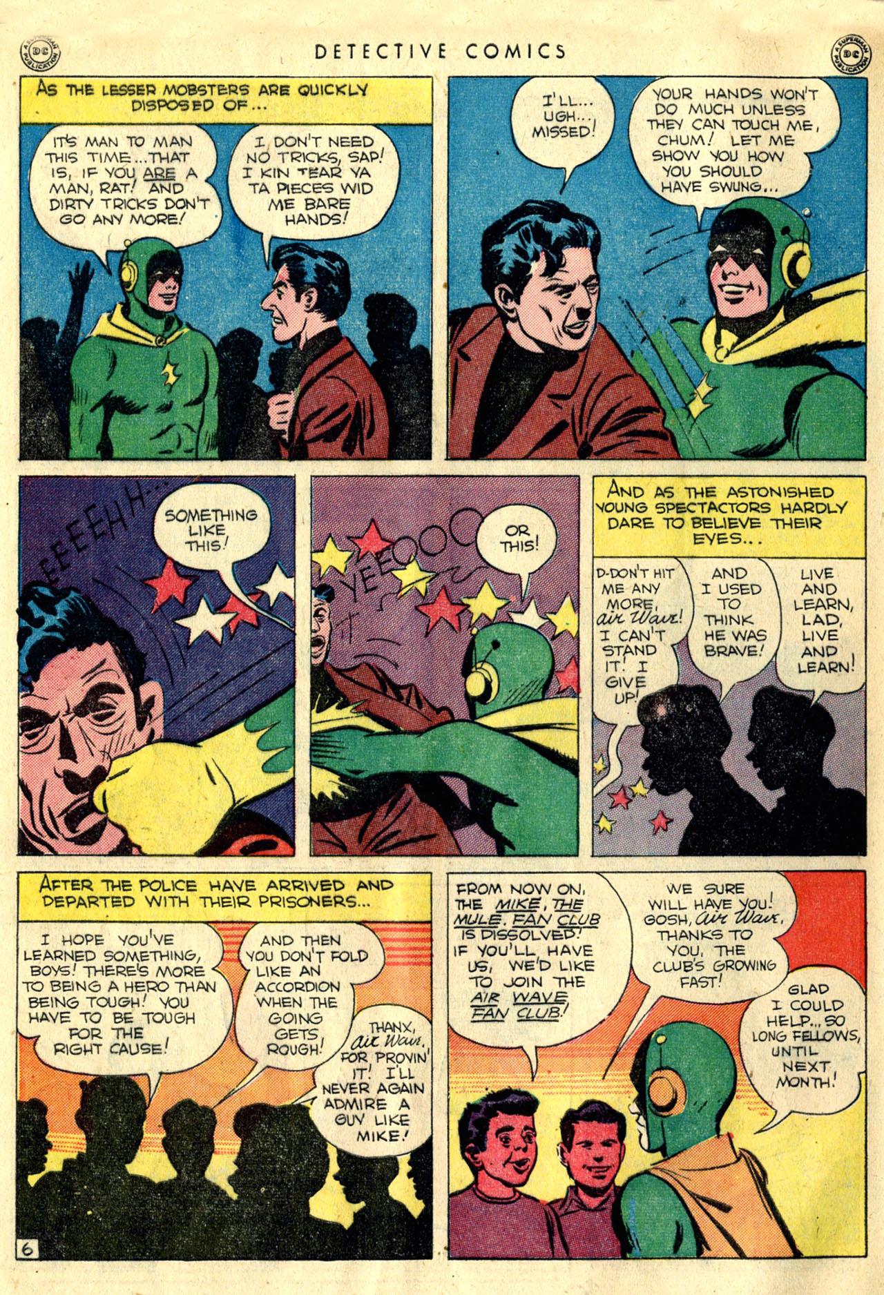Read online Detective Comics (1937) comic -  Issue #90 - 40