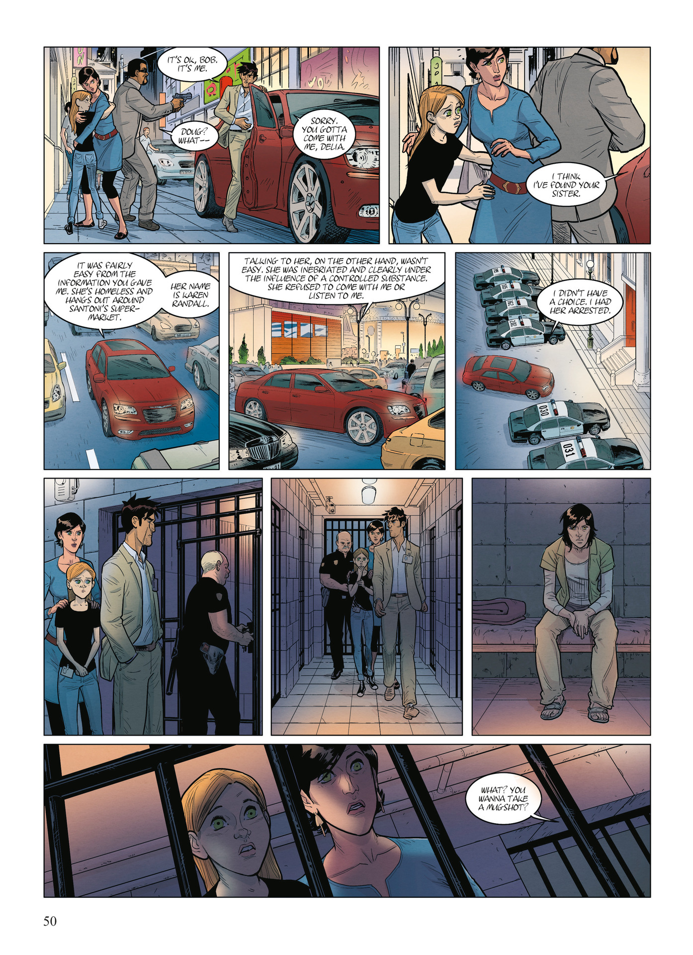 Read online Alter Ego comic -  Issue #9 - 52