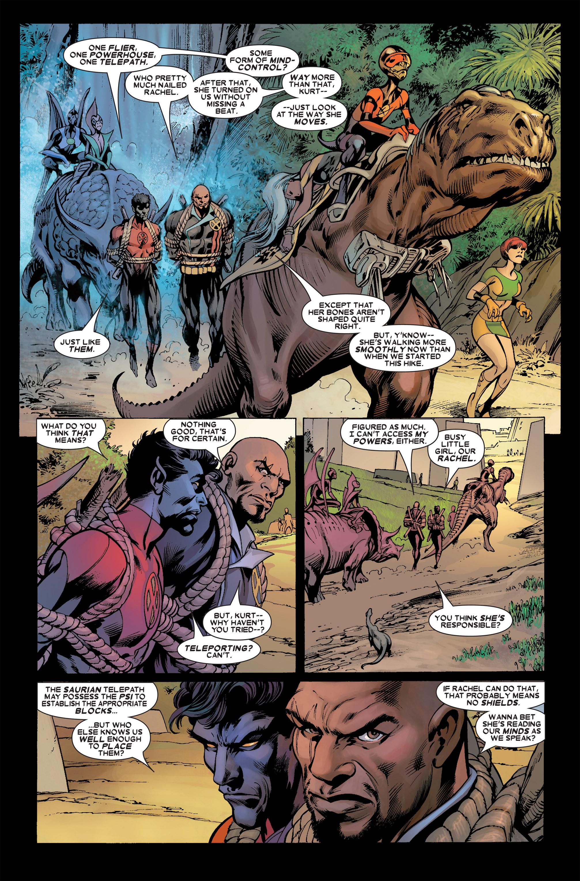 Read online Uncanny X-Men (1963) comic -  Issue #457 - 3
