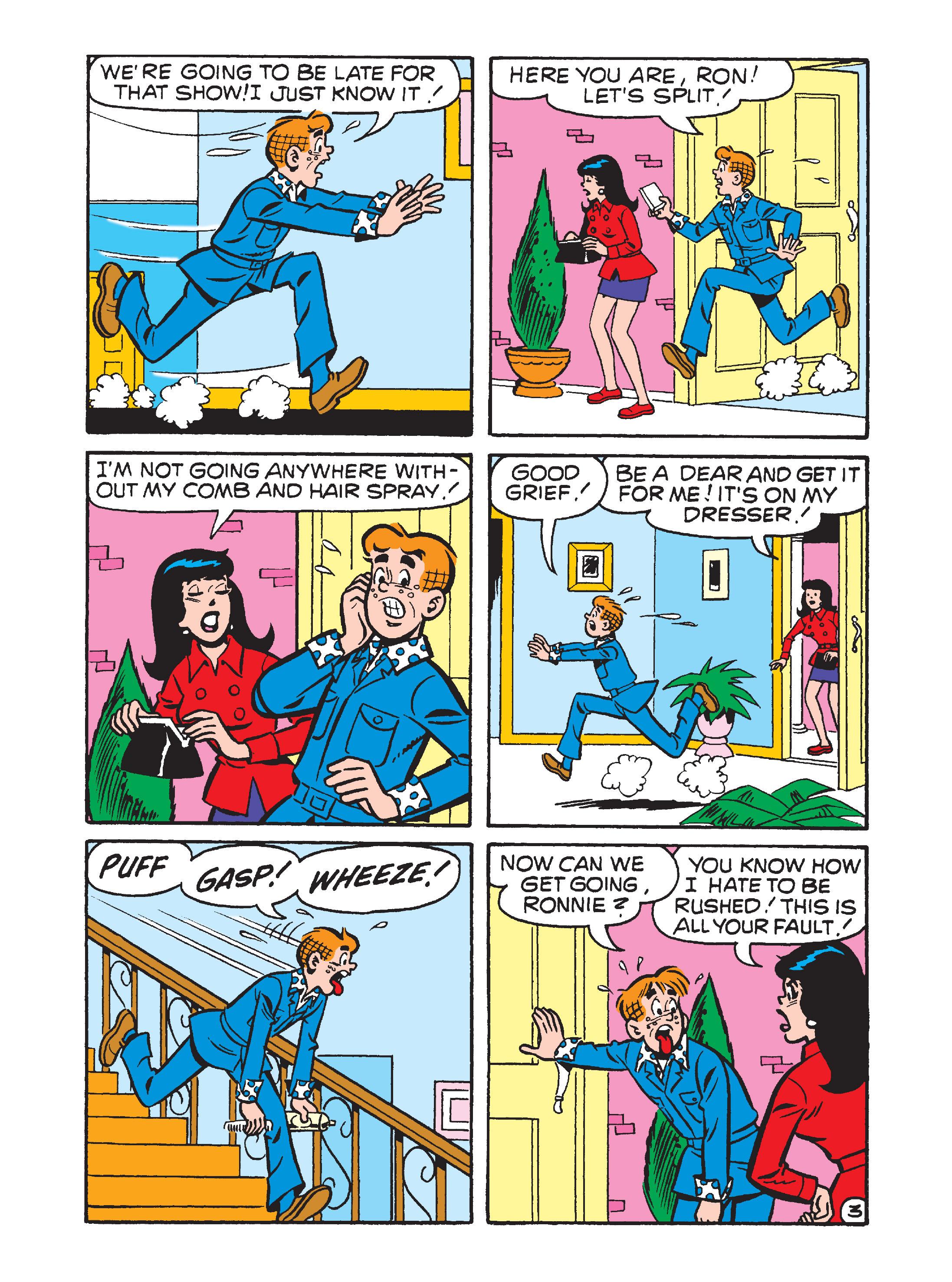 Read online Archie 1000 Page Comics Bonanza comic -  Issue #1 (Part 2) - 102