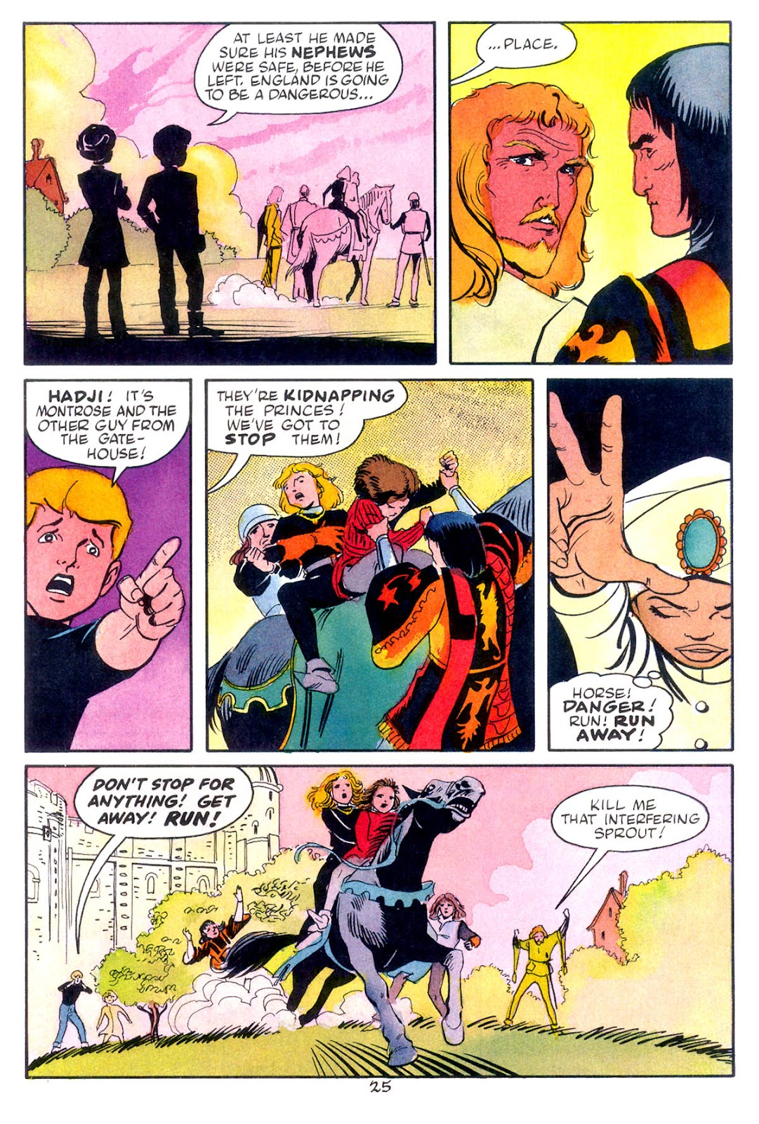 Jonny Quest (1986) issue 10 - Page 27