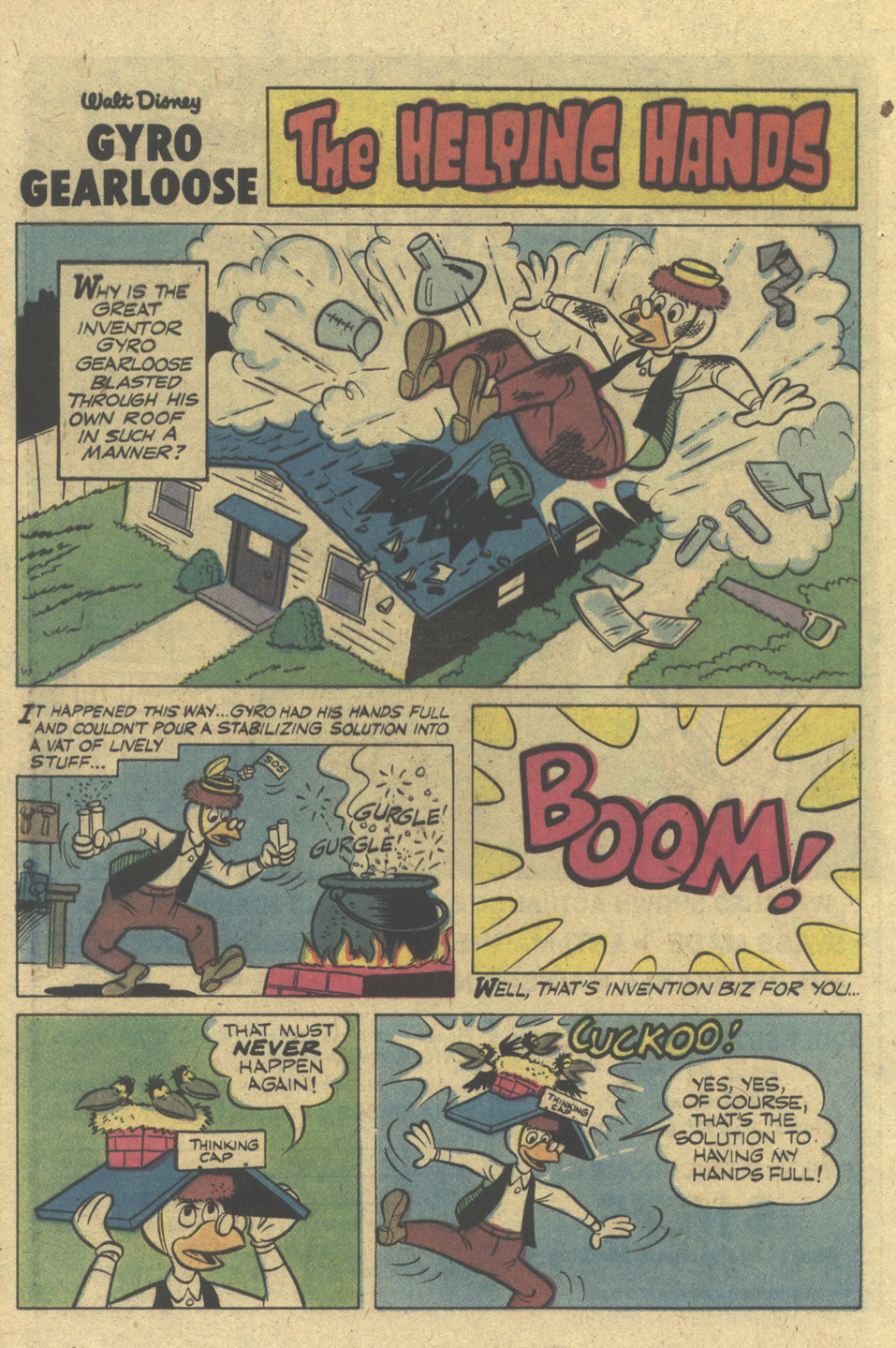 Walt Disney's Comics and Stories issue 450 - Page 20