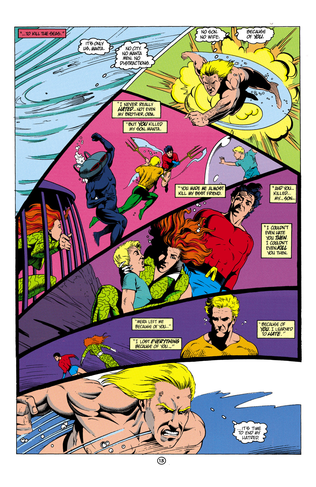Read online Aquaman (1991) comic -  Issue #6 - 14