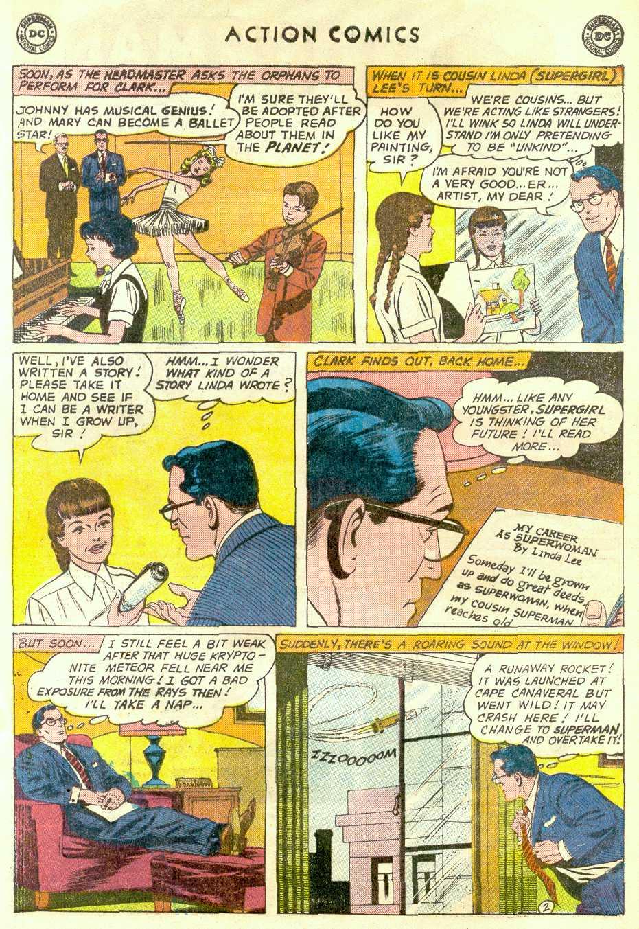 Action Comics (1938) 270 Page 3