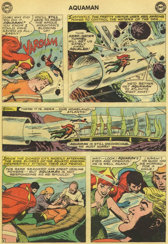 Read online Aquaman (1962) comic -  Issue #14 - 21