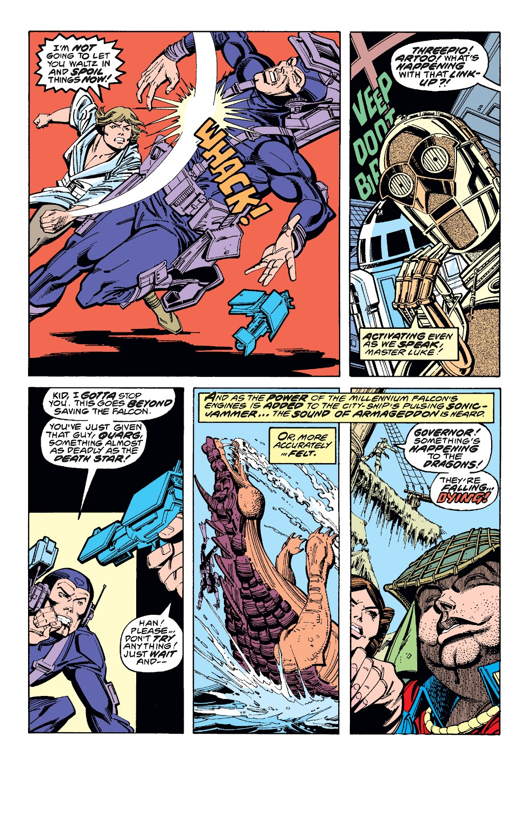 Read online Star Wars Legends: The Original Marvel Years - Epic Collection comic -  Issue # TPB 1 (Part 3) - 56