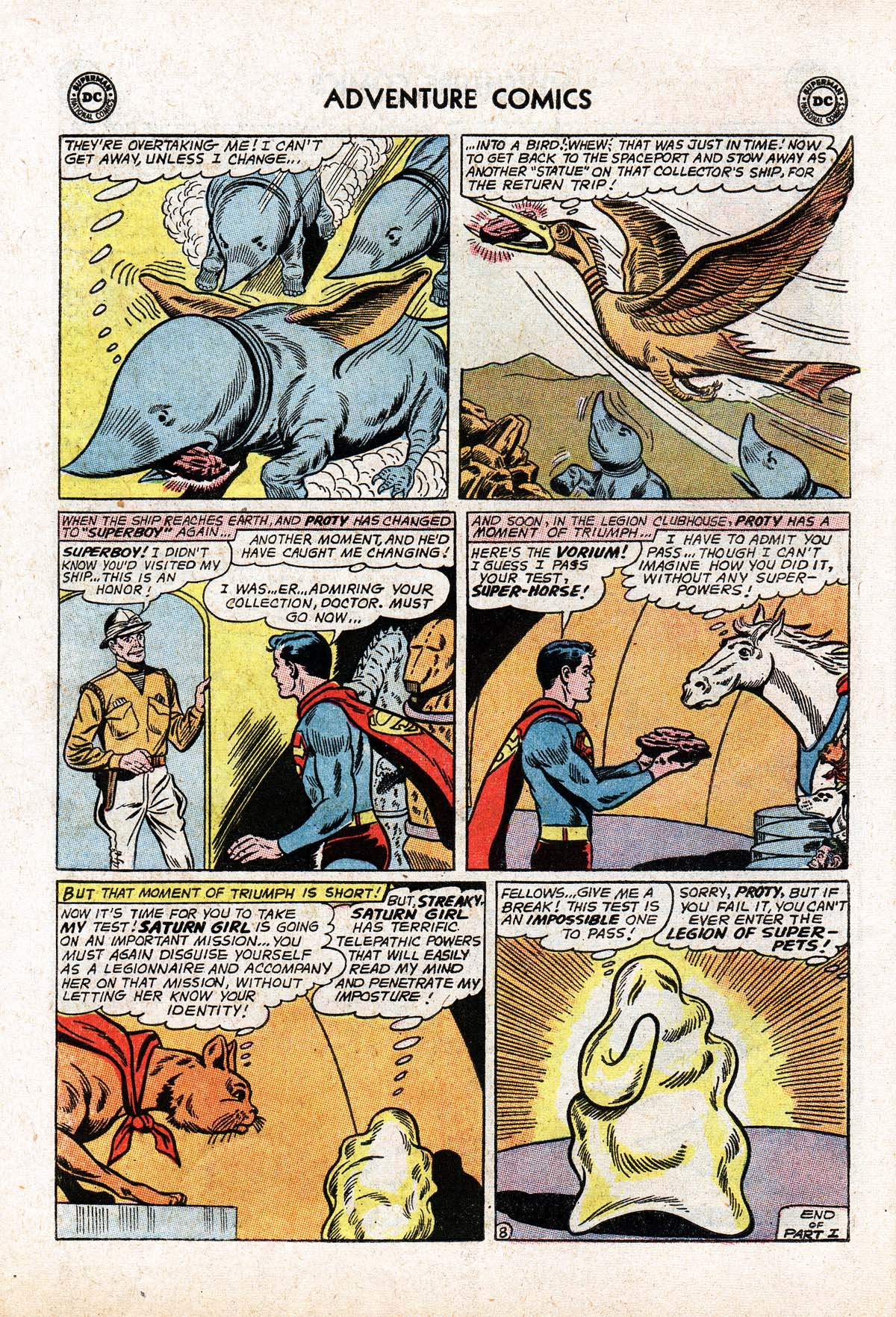 Read online Adventure Comics (1938) comic -  Issue #322 - 10
