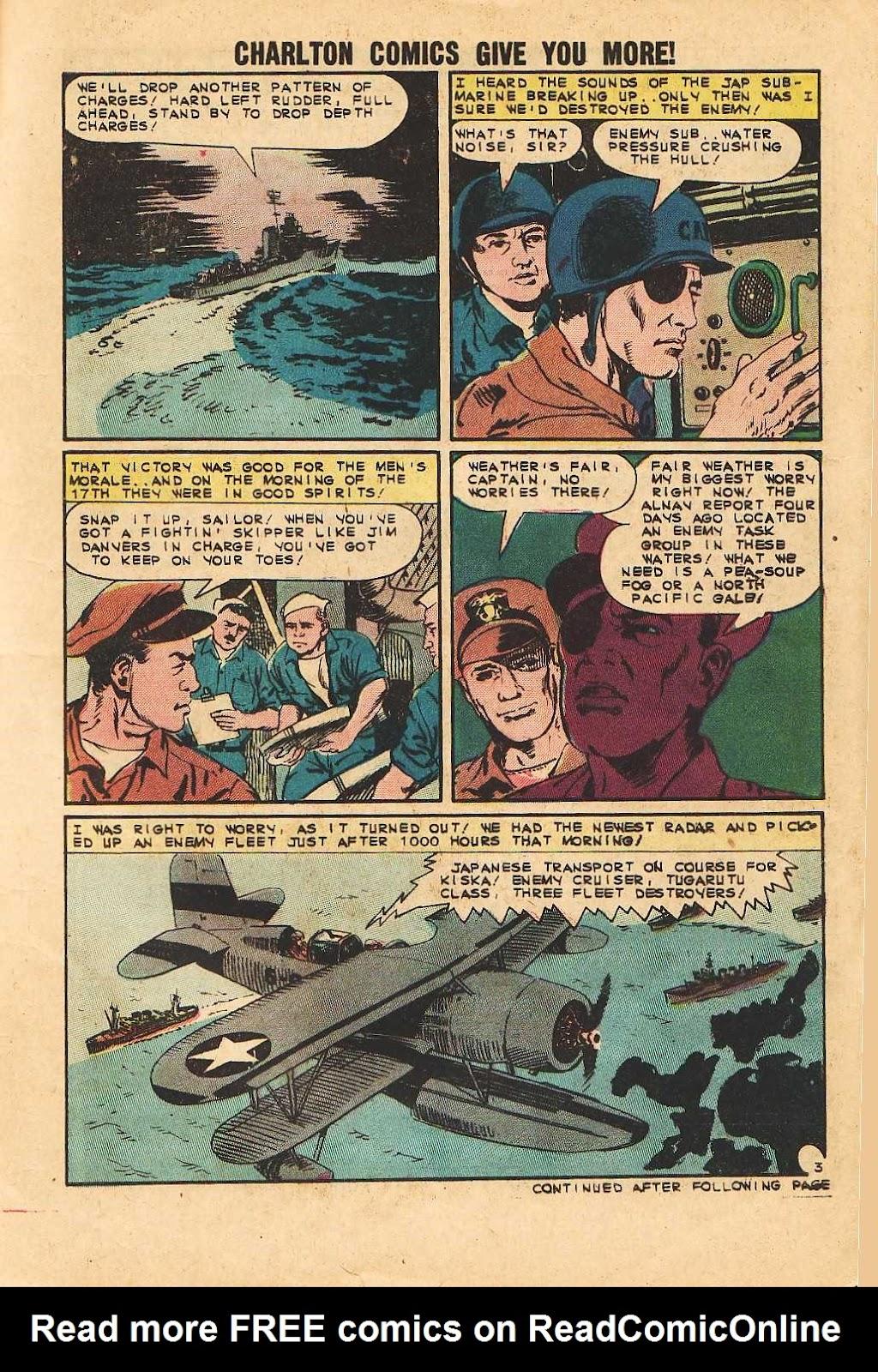 Read online Fightin' Navy comic -  Issue #113 - 5