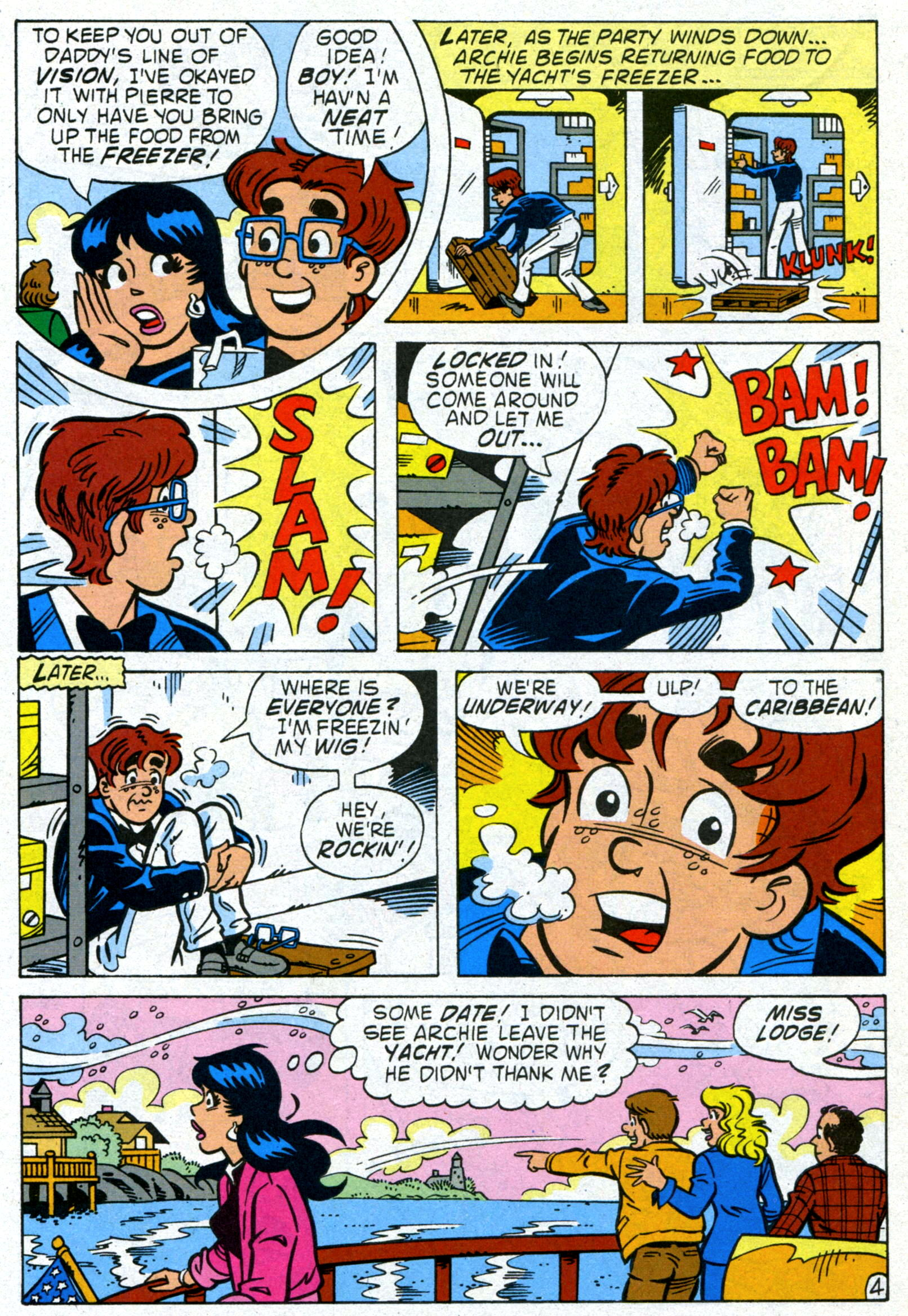 Read online World of Archie comic -  Issue #14 - 6