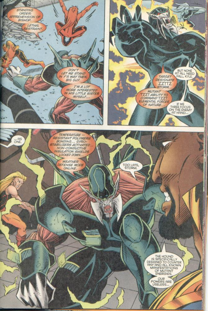 Read online Uncanny X-Men (1963) comic -  Issue # _Annual 1996 - 36