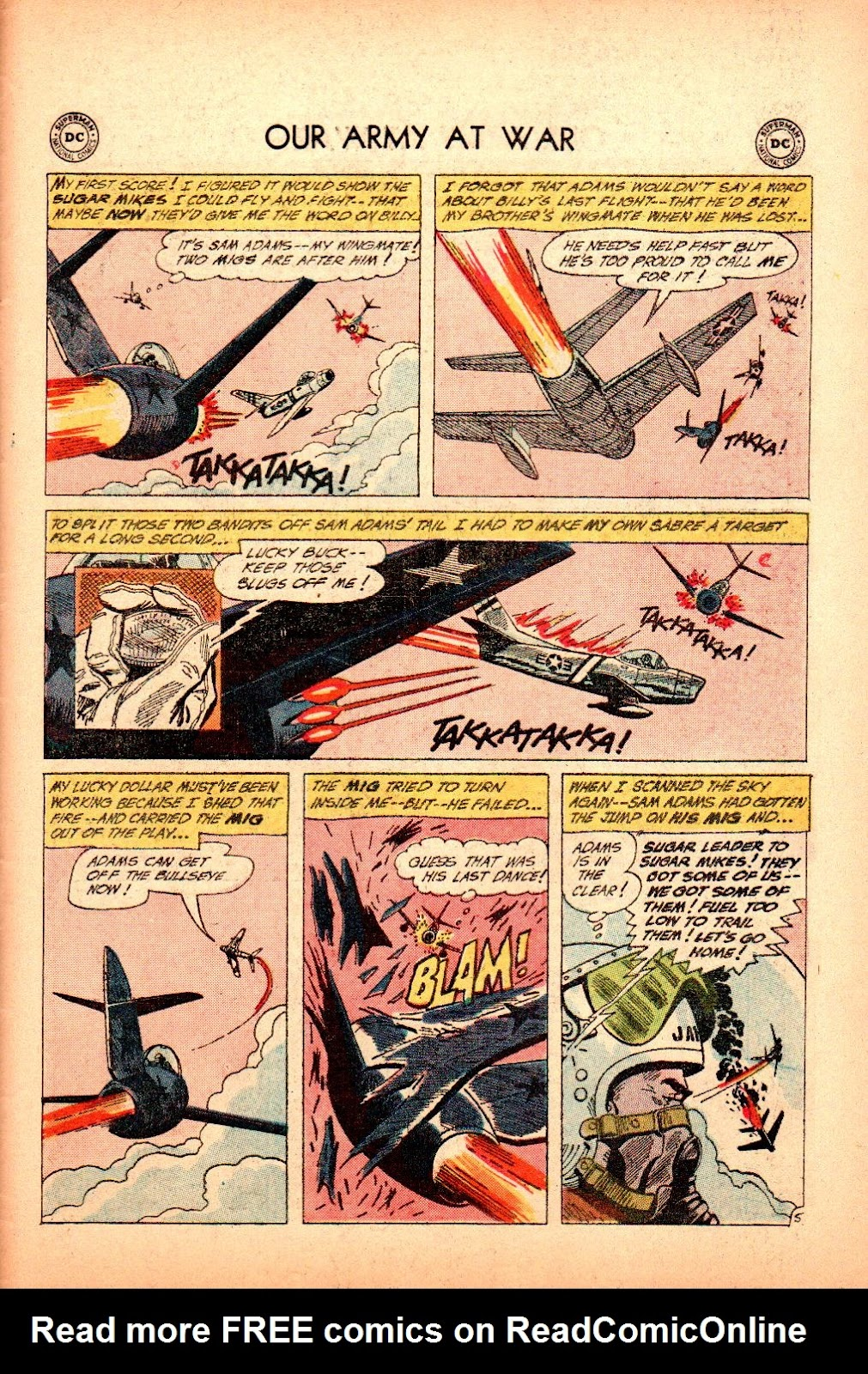 Our Army at War (1952) issue 101 - Page 27