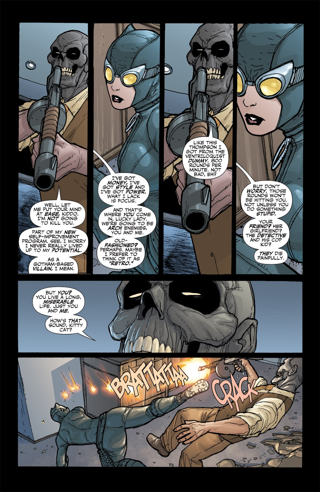 Catwoman (2002) Issue #52 #52 - English 20
