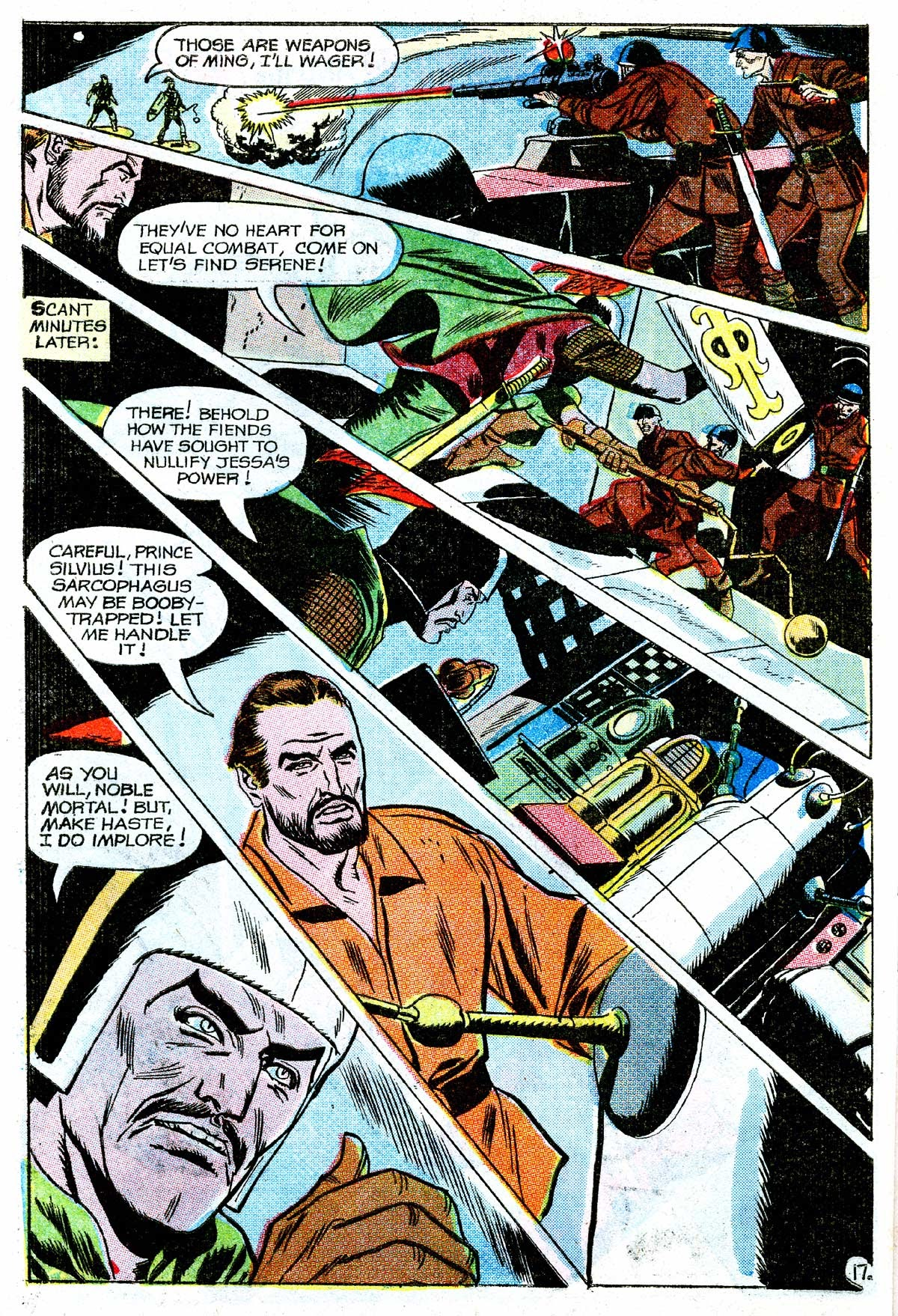 Flash Gordon (1969) issue 16 - Page 18