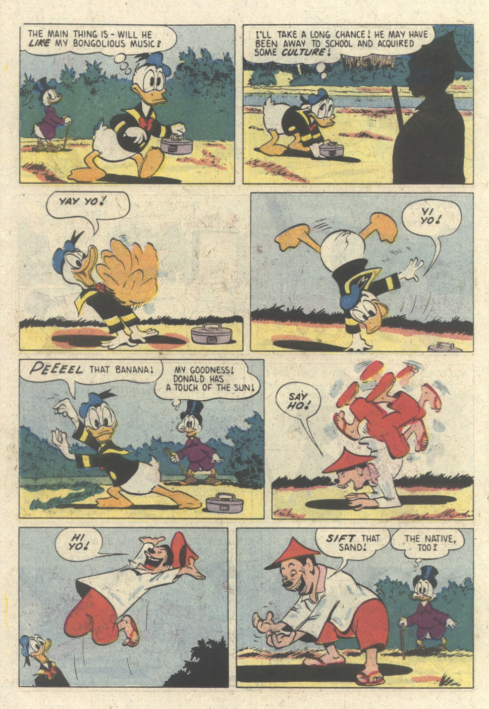Read online Uncle Scrooge (1953) comic -  Issue #213 - 14