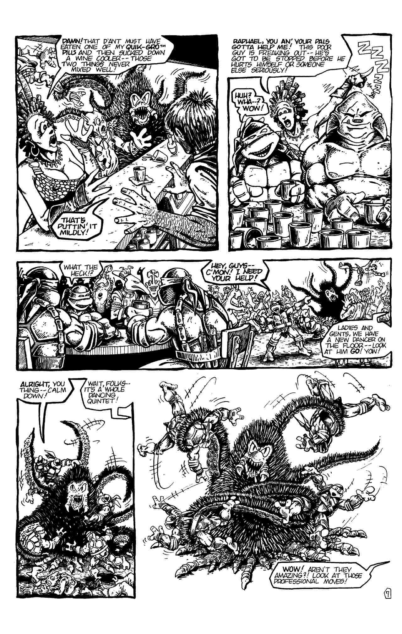 Read online Shell Shock comic -  Issue # Full - 122