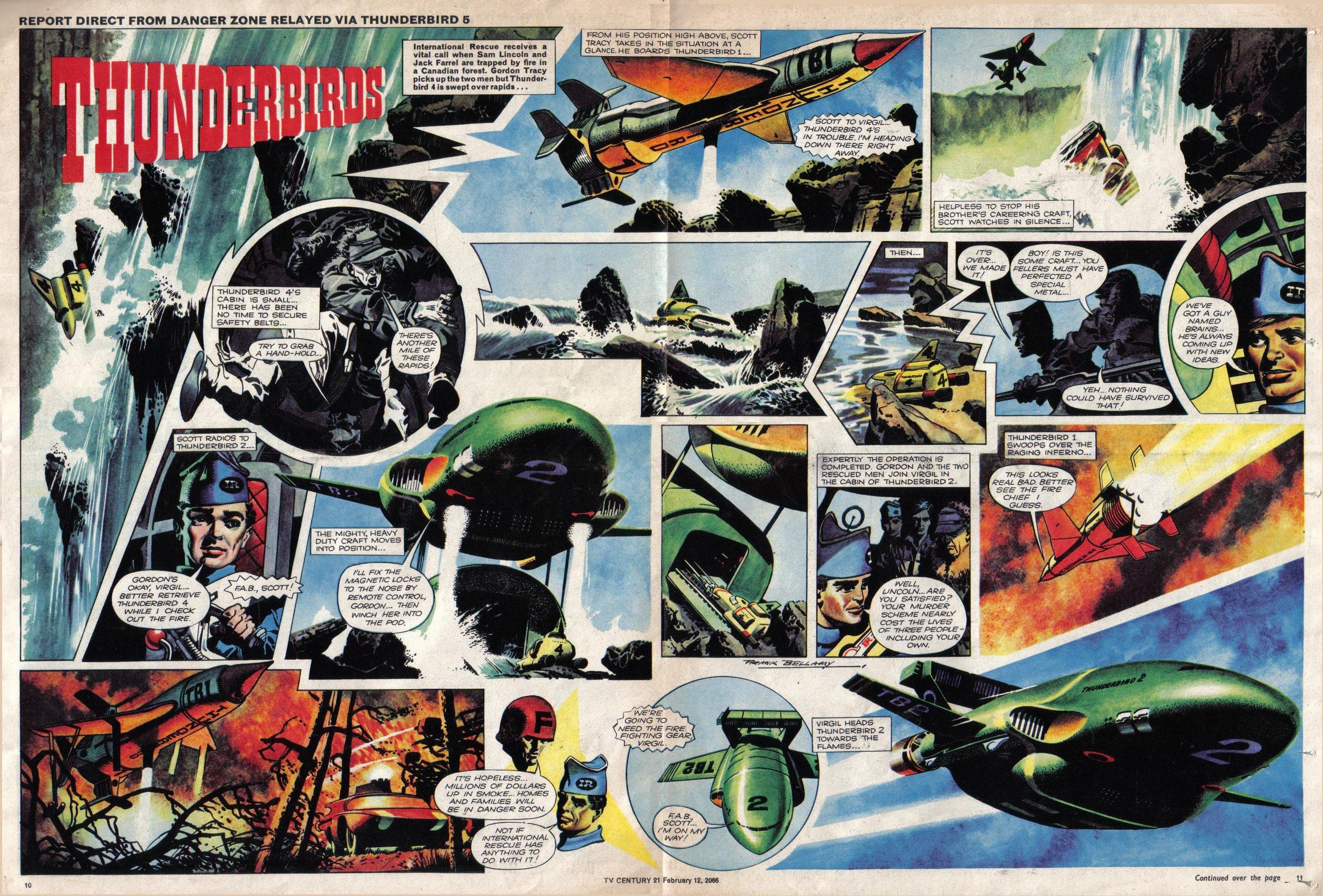 Read online TV Century 21 (TV 21) comic -  Issue #56 - 10