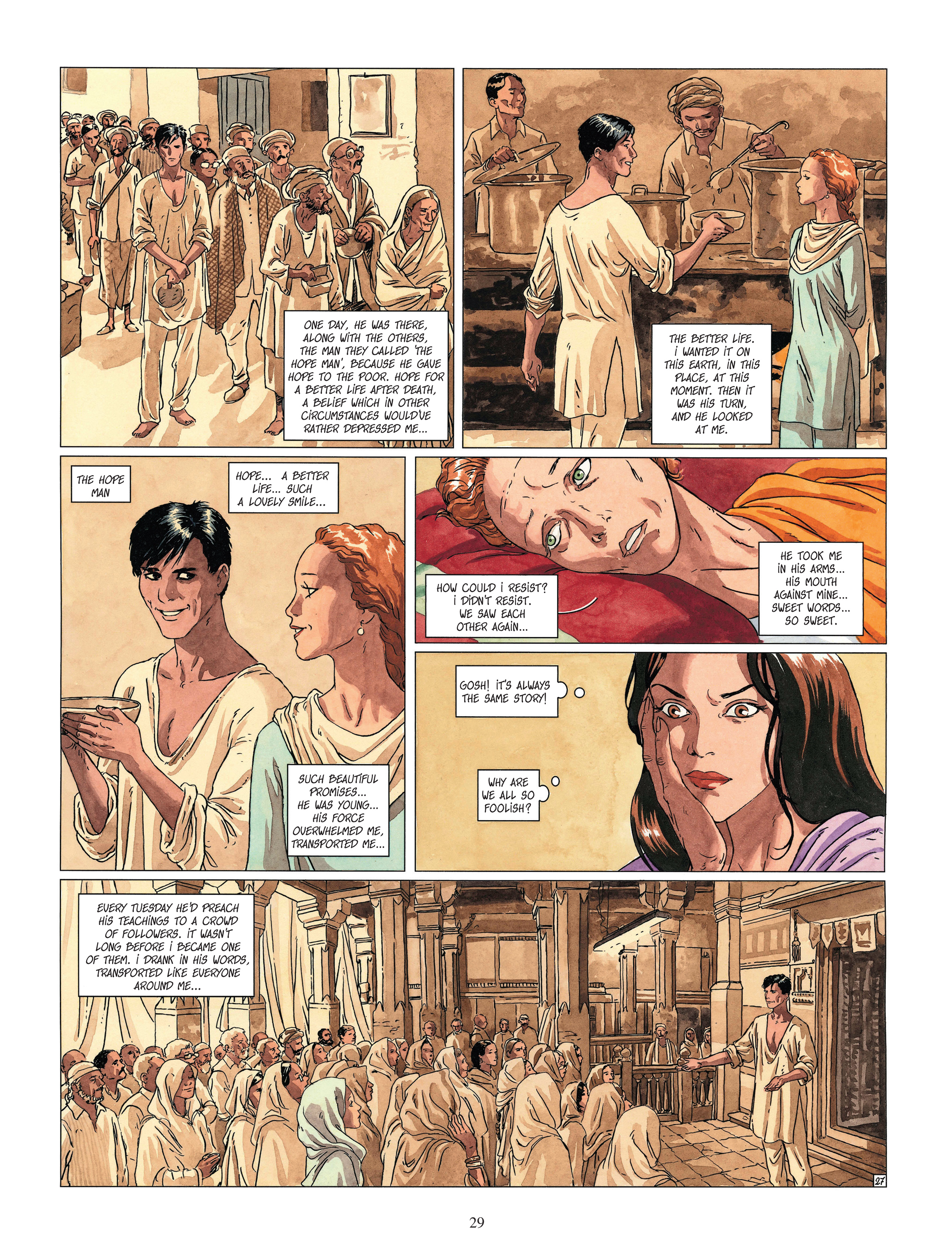 Read online Djinn comic -  Issue #13 - 30