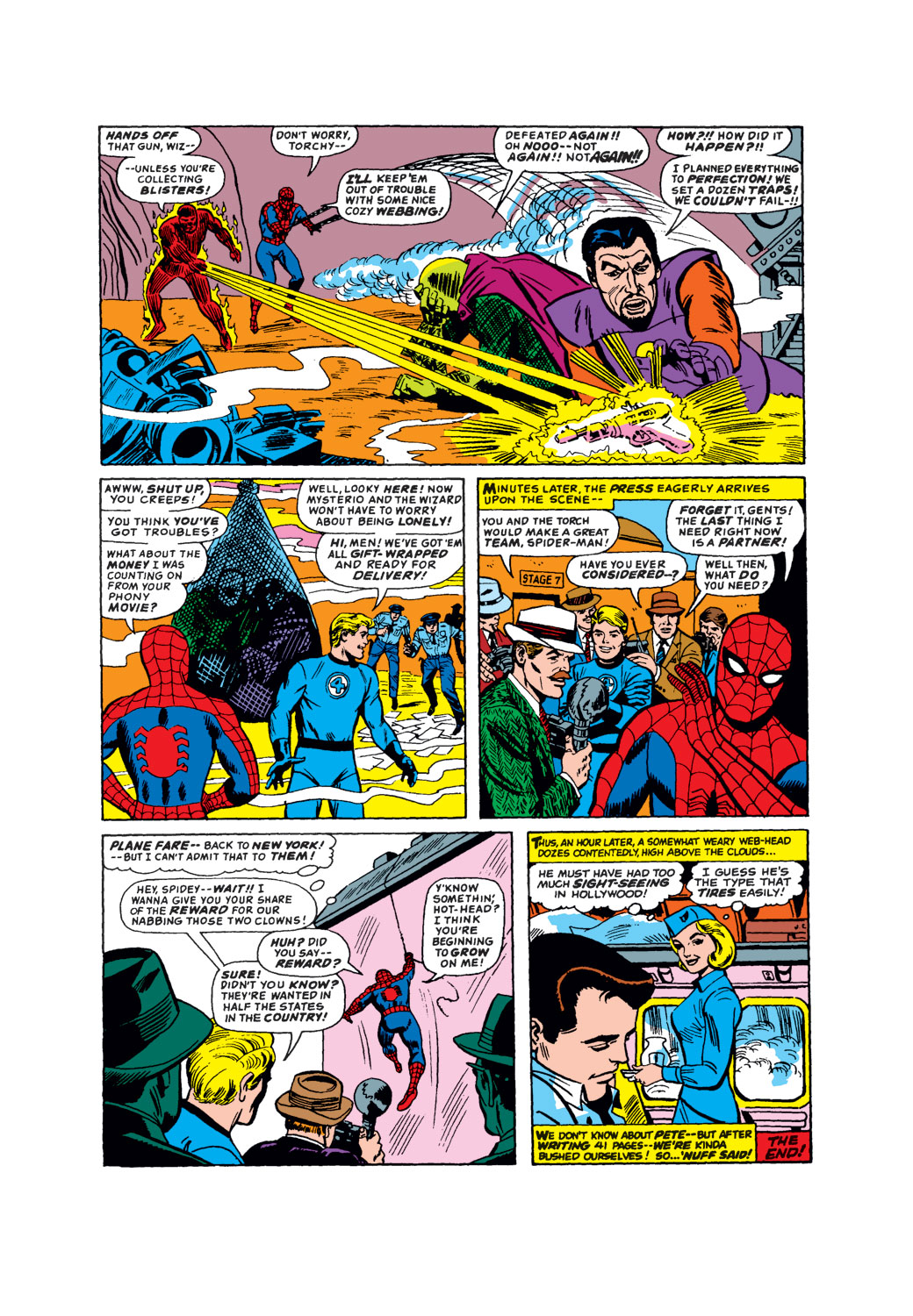 The Amazing Spider-Man (1963) _Annual_4 Page 40