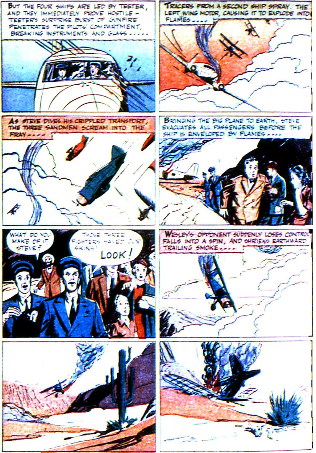Read online Adventure Comics (1938) comic -  Issue #42 - 6