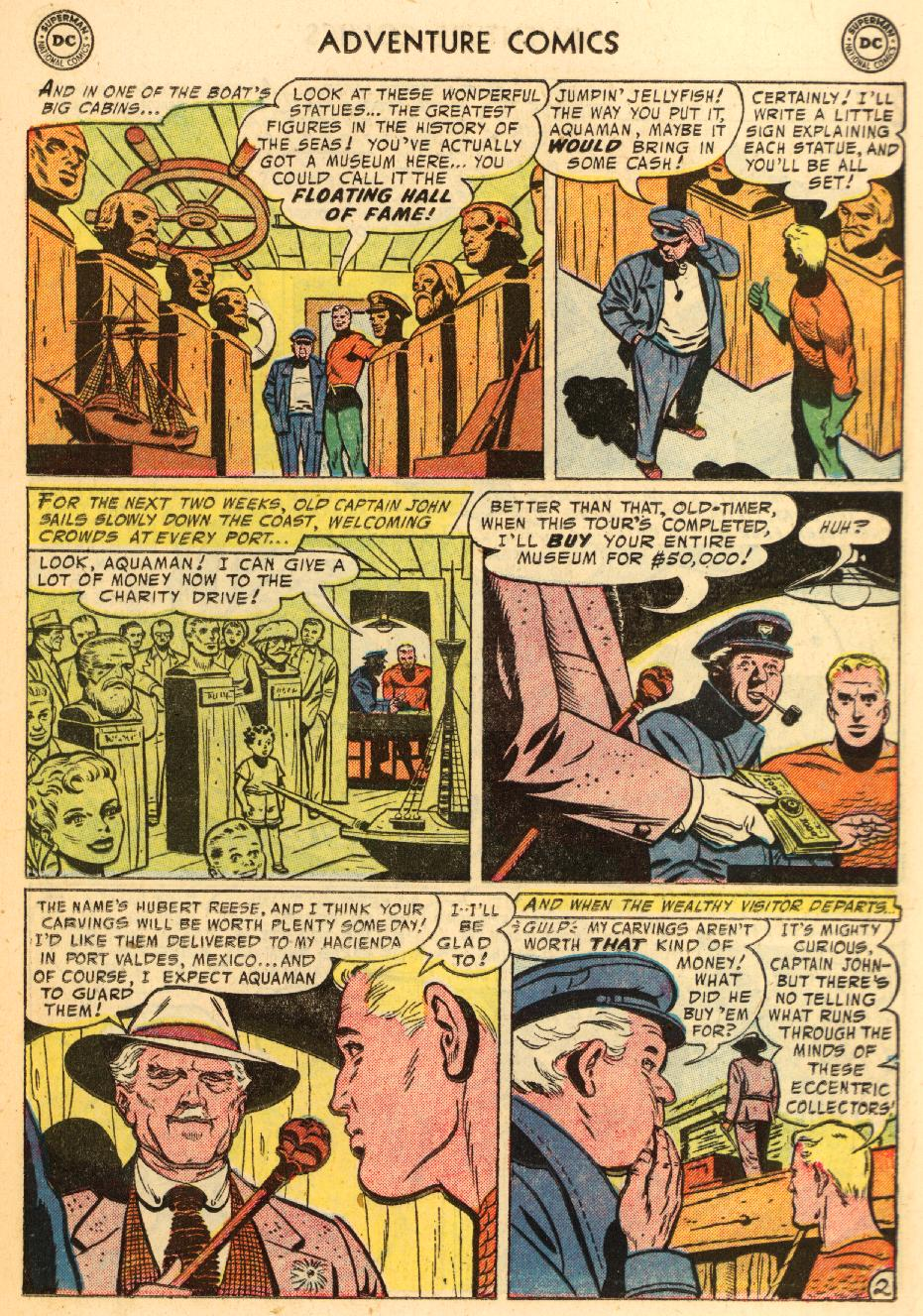Read online Adventure Comics (1938) comic -  Issue #228 - 17