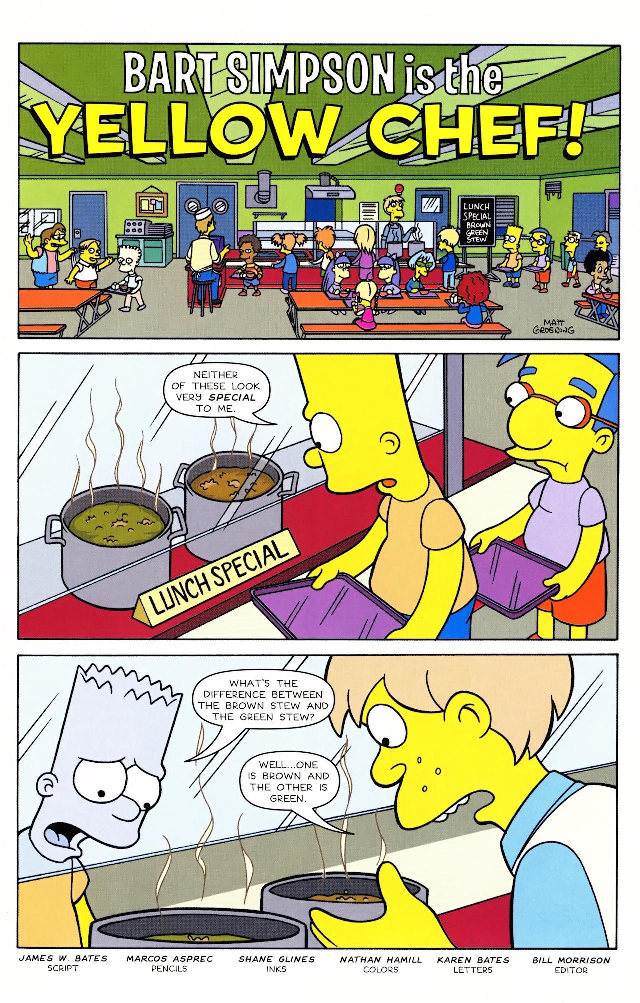 Read online Simpsons Comics Presents Bart Simpson comic -  Issue #46 - 17