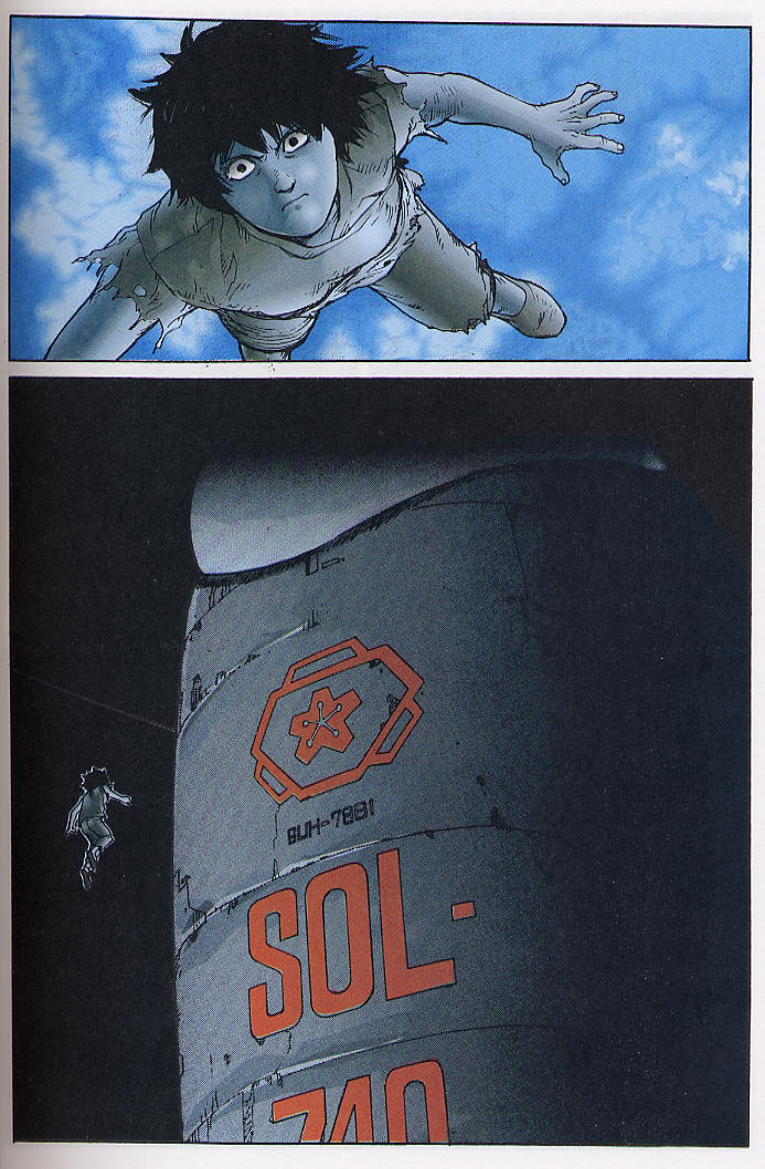 Read online Akira comic -  Issue #36 - 21