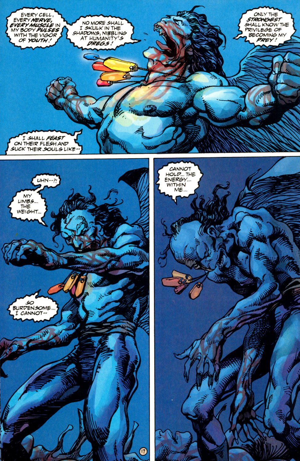 Read online Rune (1994) comic -  Issue #0 - 19