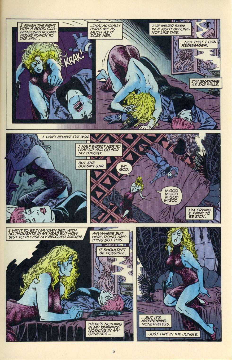 Read online Aliens/Predator: The Deadliest of the Species comic -  Issue #4 - 6
