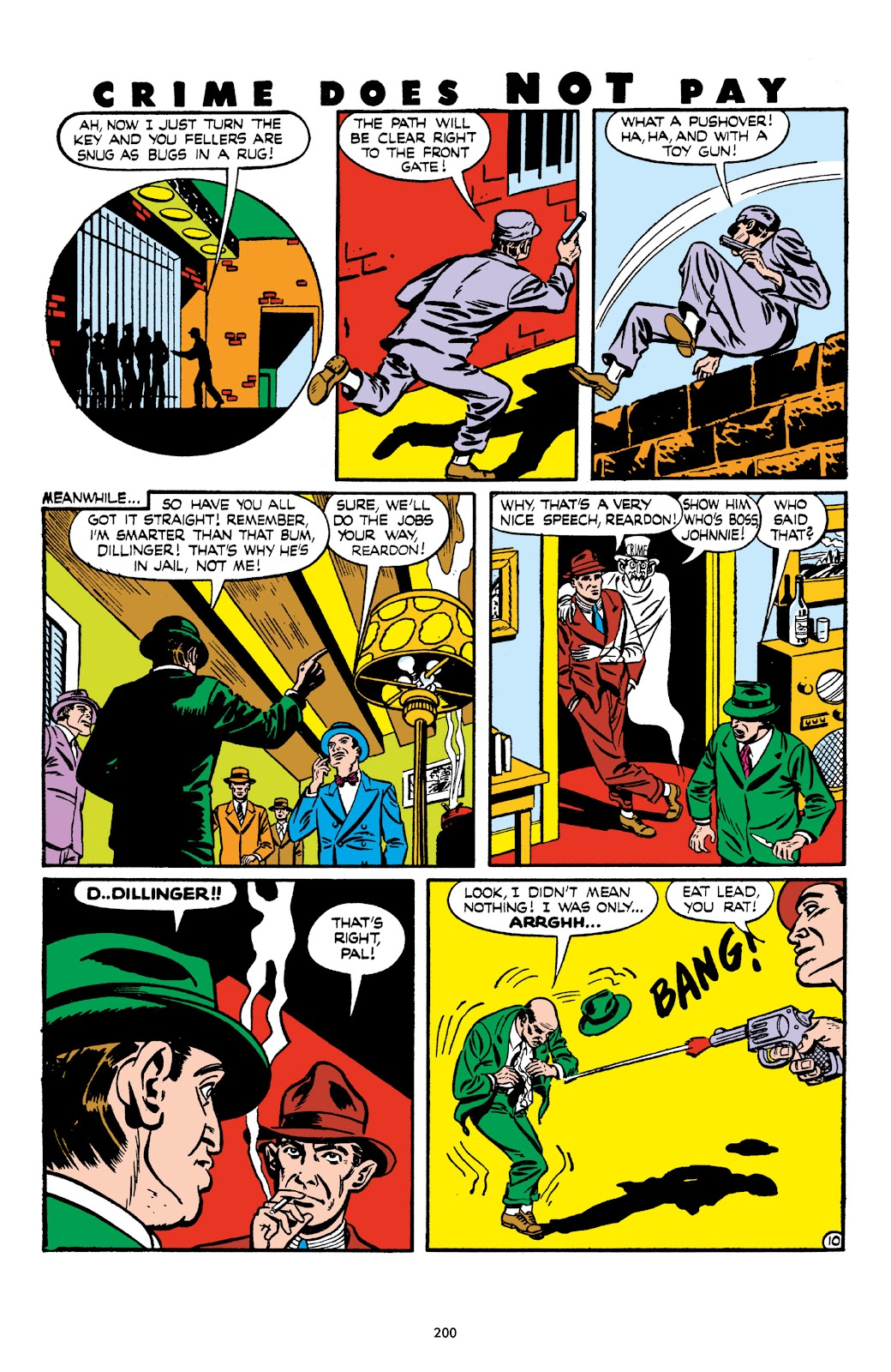 Read online Crime Does Not Pay Archives comic -  Issue # TPB 6 (Part 3) - 1