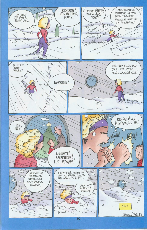 Read online Flinch comic -  Issue #9 - 11