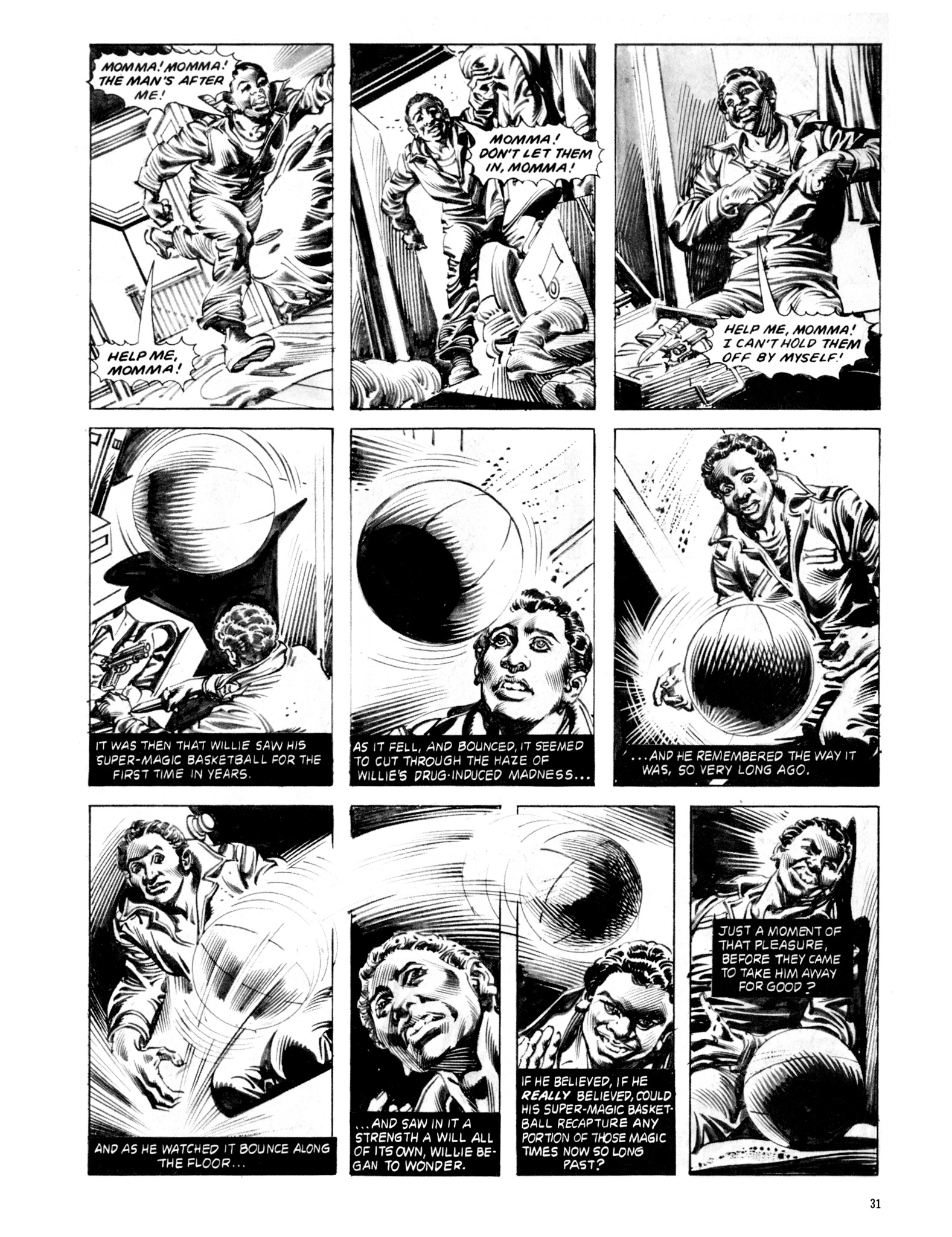 Read online Eerie Archives comic -  Issue # TPB 20 - 31