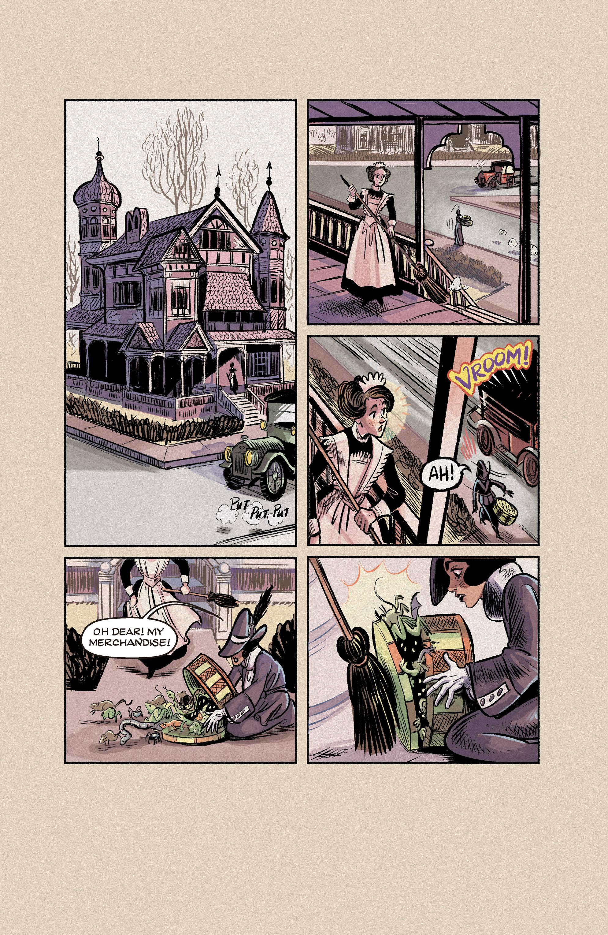 Read online Shutter comic -  Issue #9 - 27