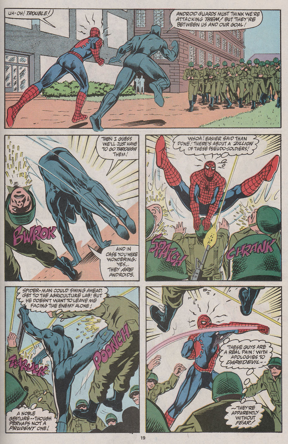 Web of Spider-Man (1985) _Annual 7 #7 - English 16
