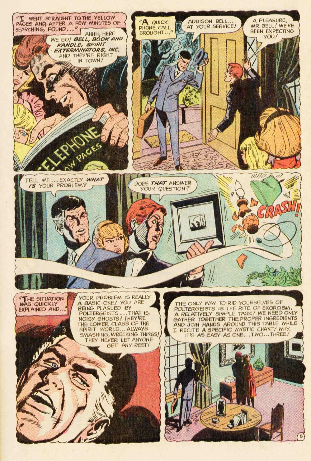 House of Secrets (1956) issue 95 - Page 17