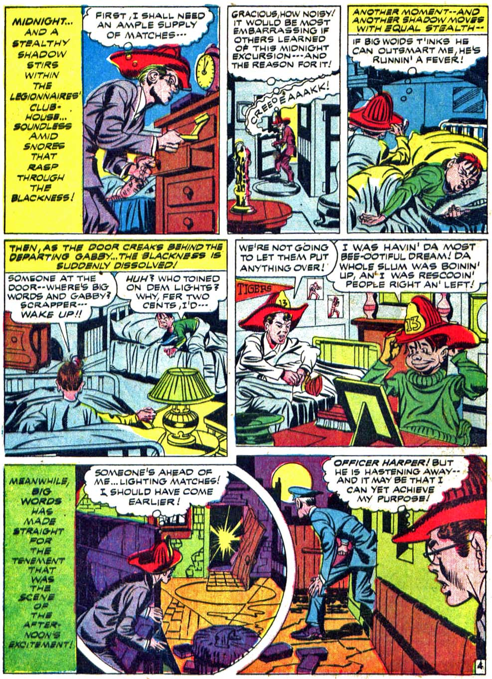 Star Spangled Comics (1941) issue 27 - Page 6