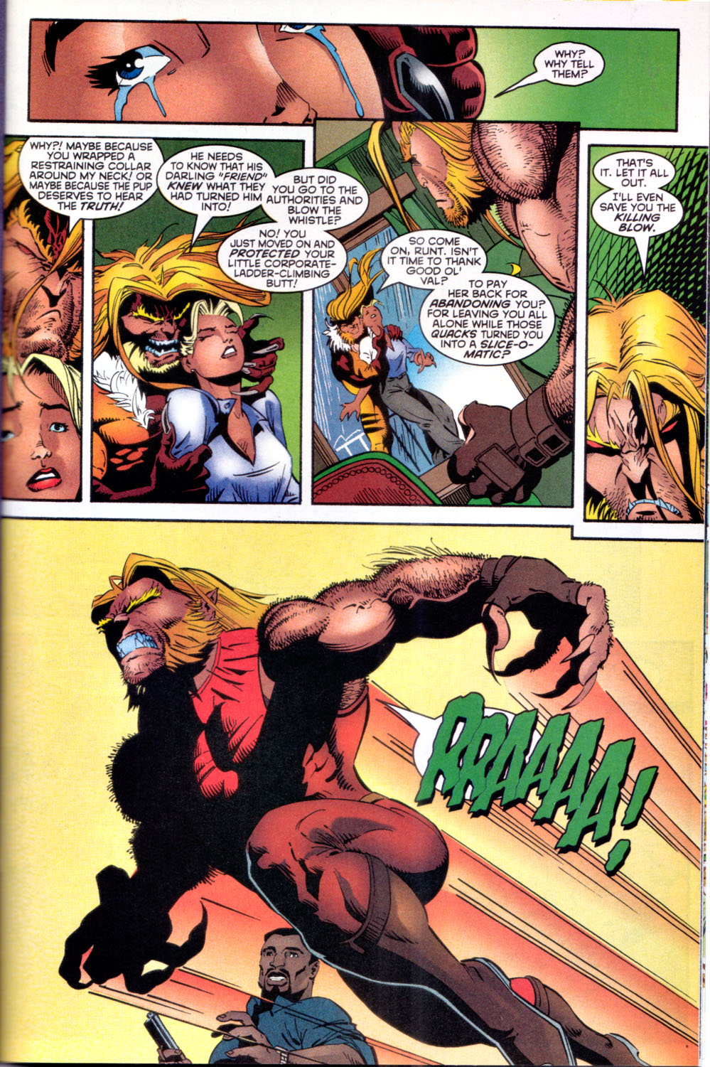 Read online X-Factor (1986) comic -  Issue #142 - 19