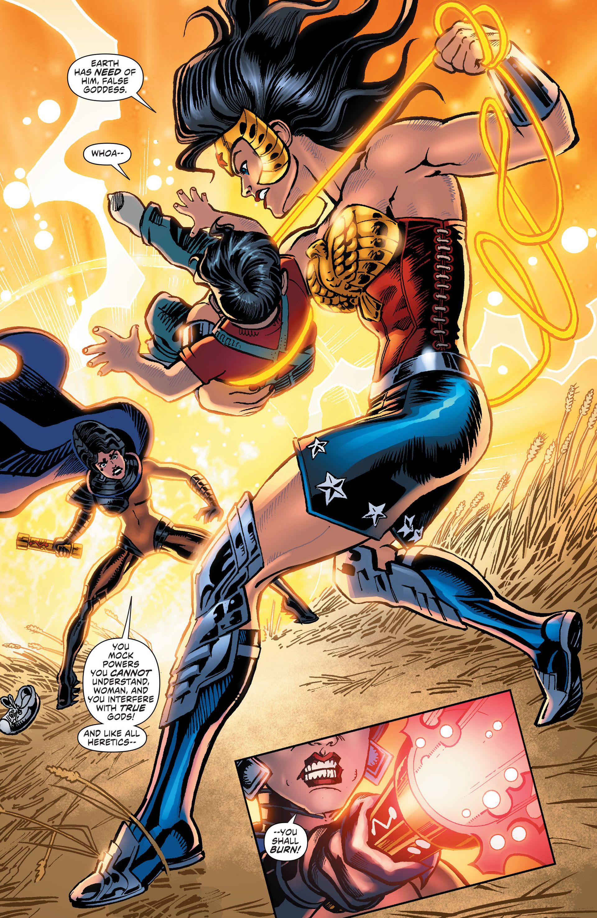 Read online Worlds' Finest comic -  Issue #28 - 12