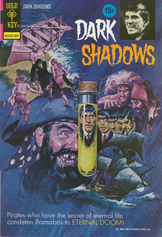 Dark Shadows (1969) 19 Page 1