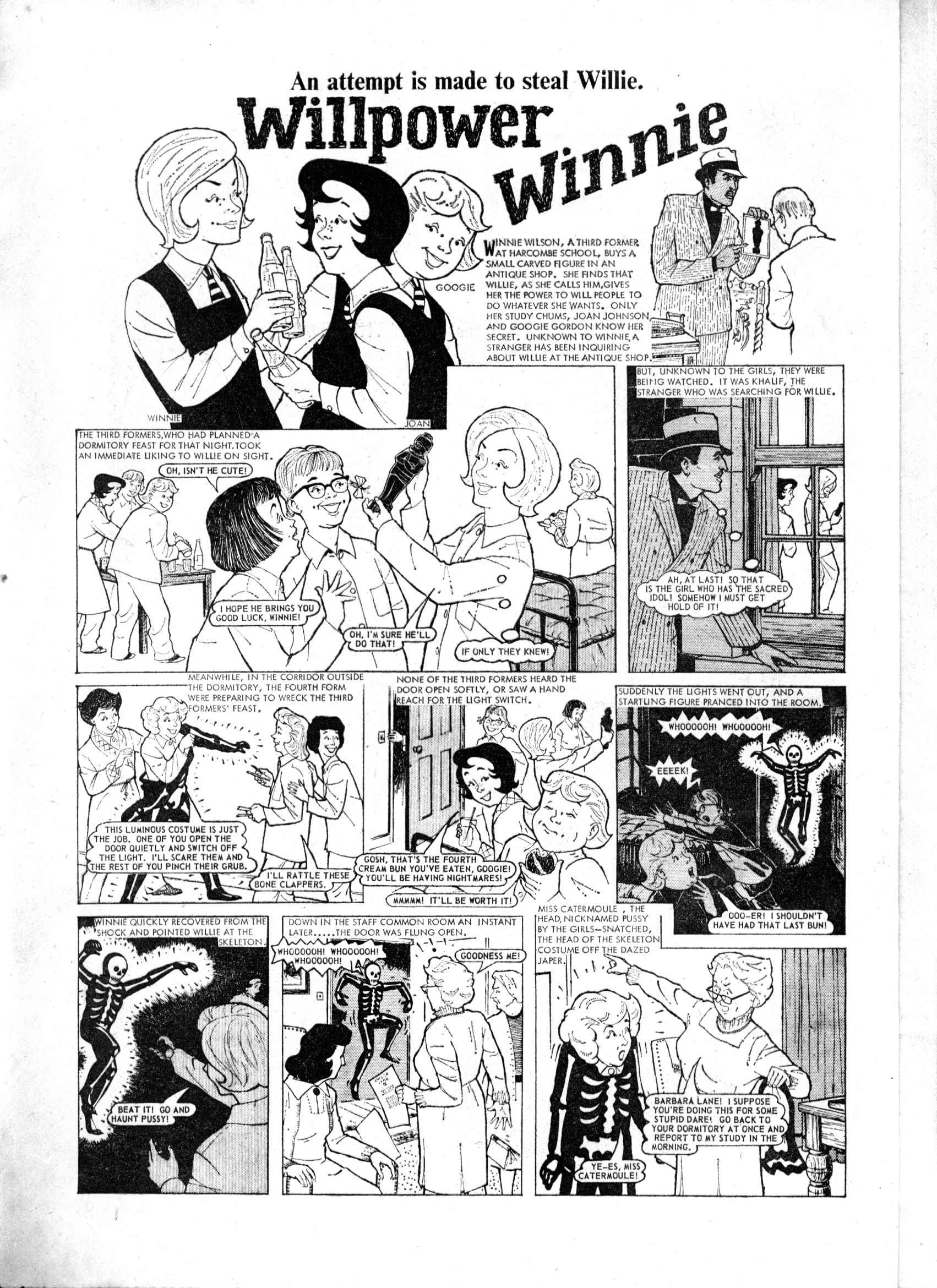 Read online Judy comic -  Issue #233 - 2