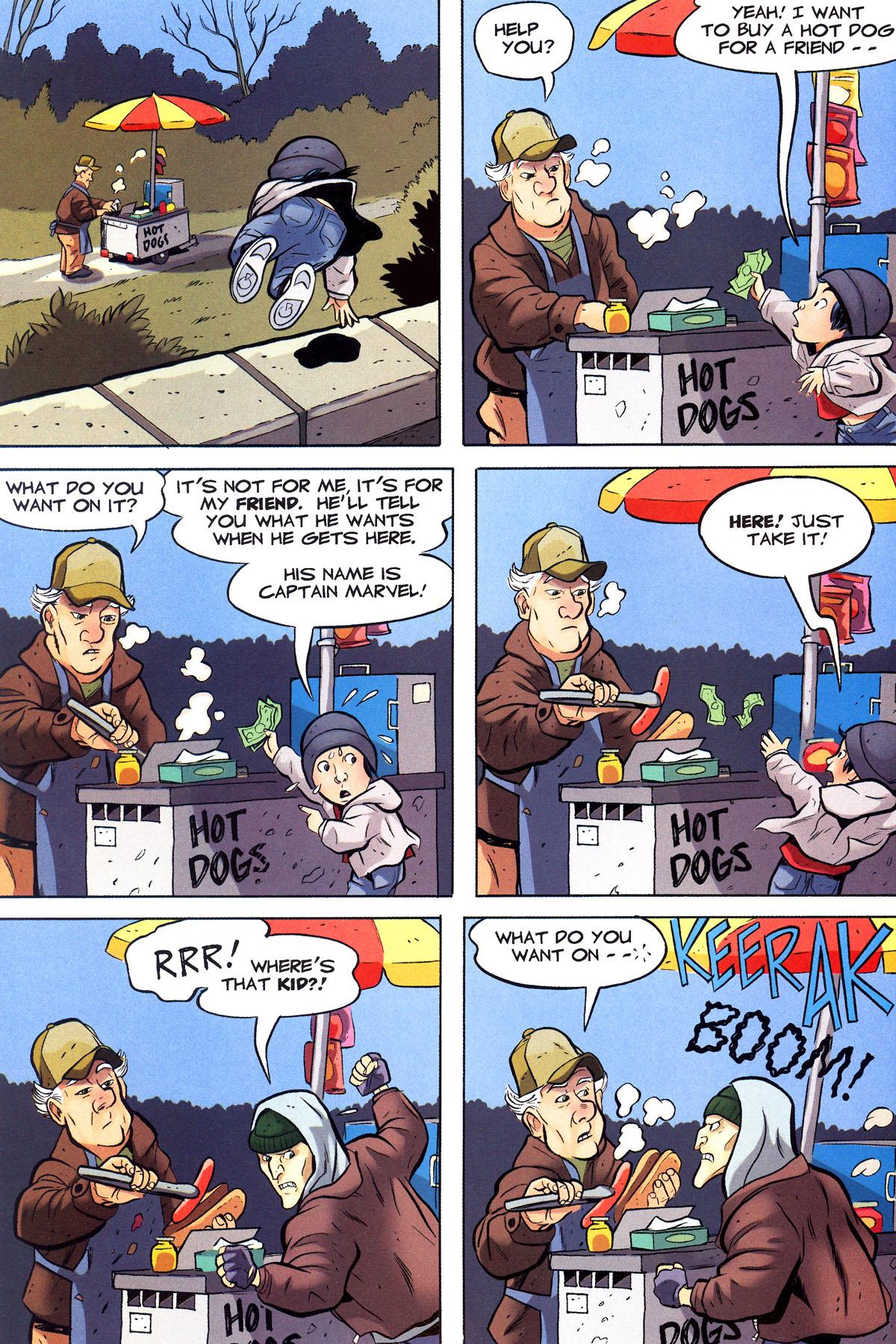 Read online Shazam!: The Monster Society of Evil comic -  Issue #1 - 31
