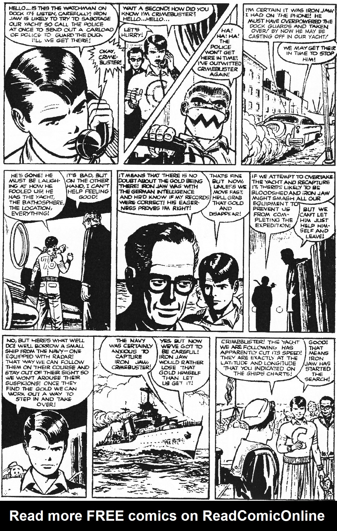 Read online Men of Mystery Comics comic -  Issue #75 - 29