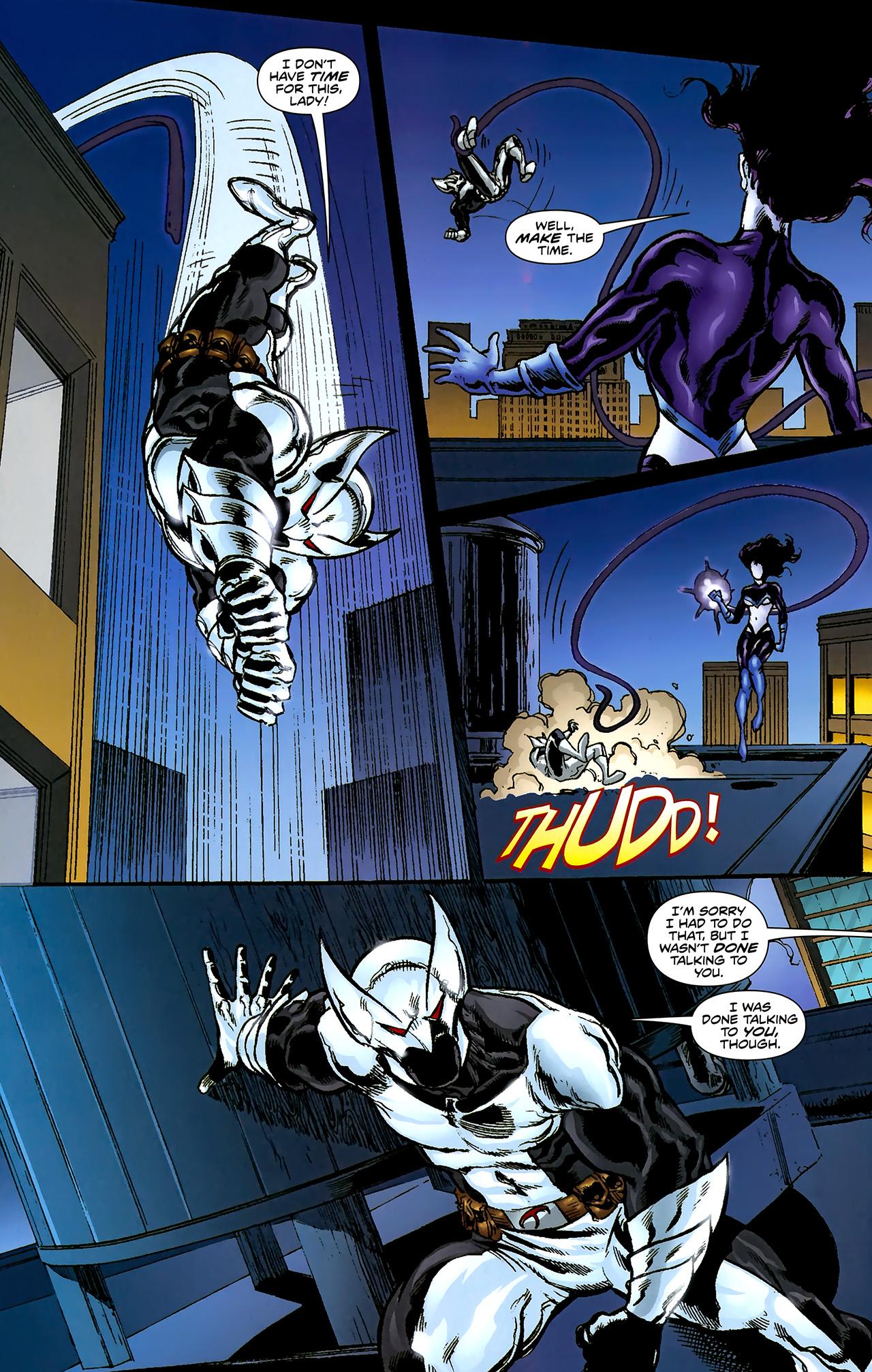 Read online ShadowHawk (2010) comic -  Issue #2 - 12